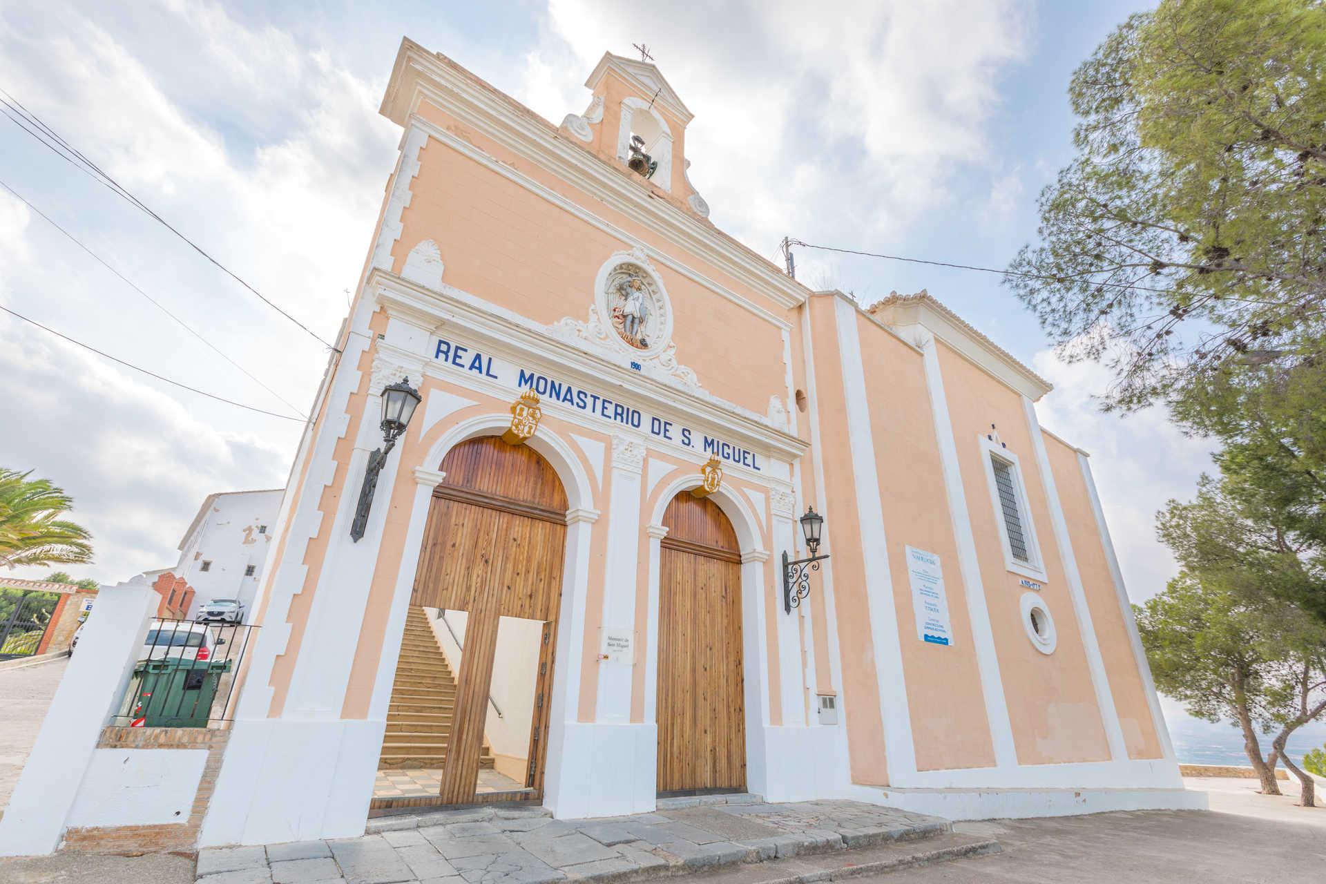 Monastère Royal San Miguel