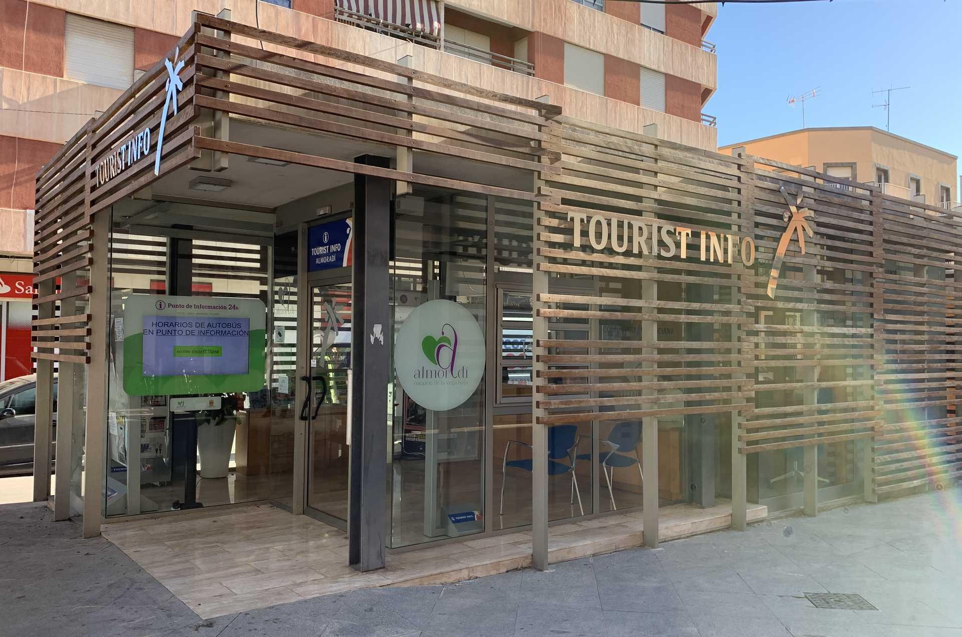 TOURIST INFO ALMORADÍ