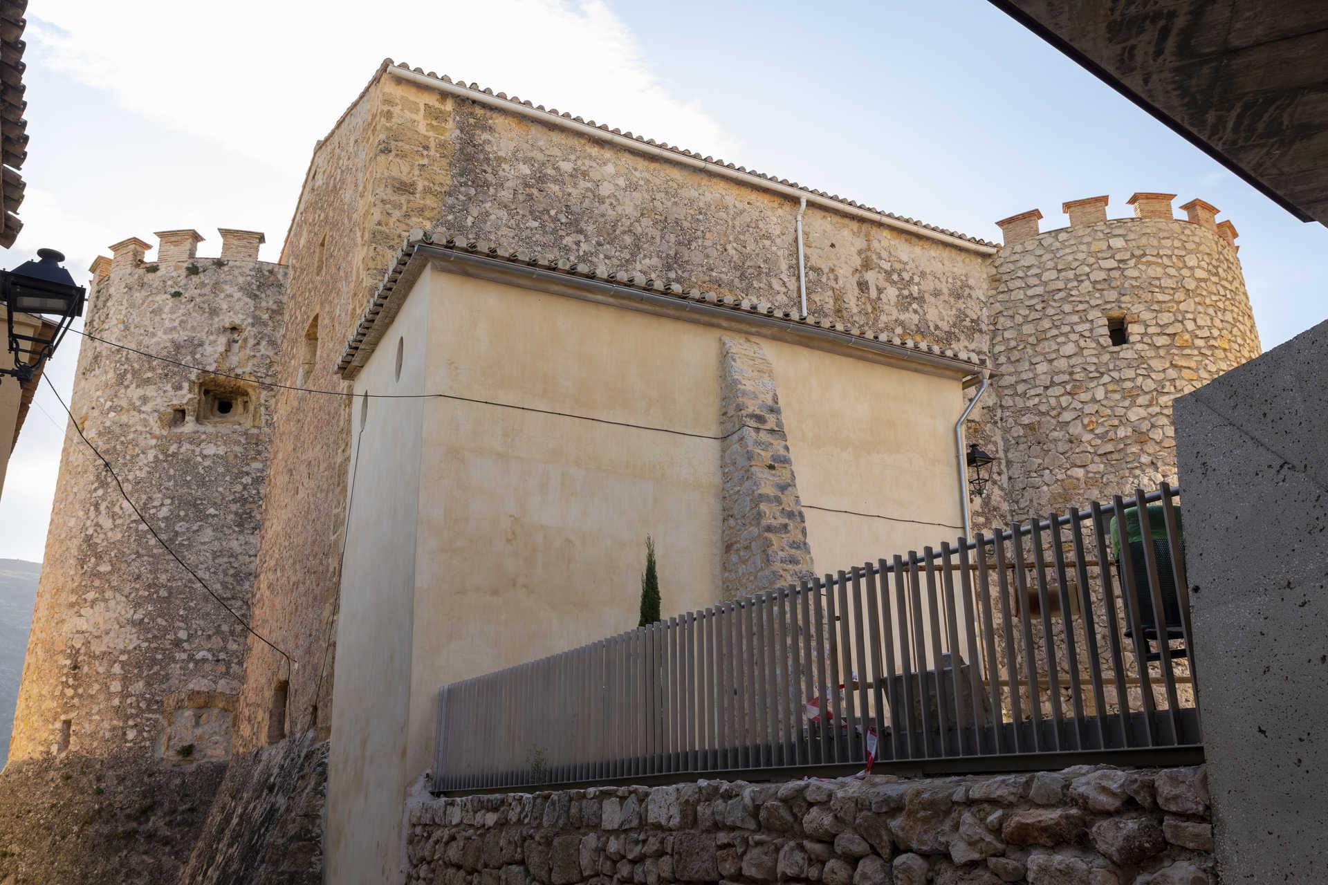 Saint Michael Castle-Church