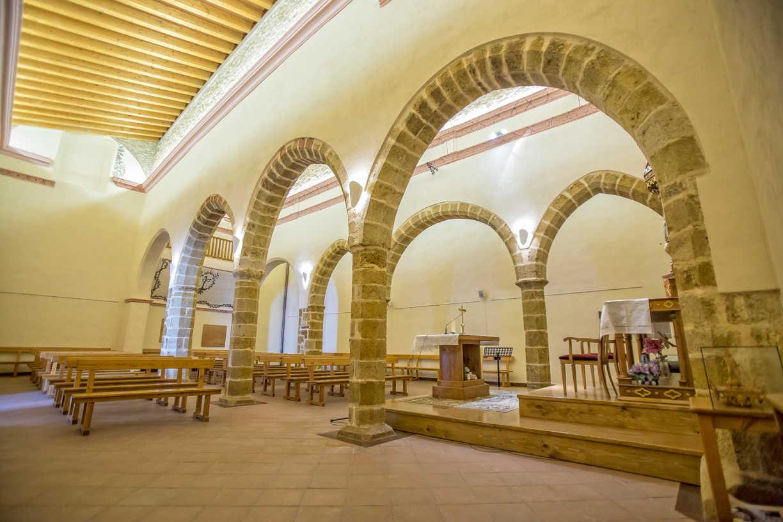 Antigua lonja medieval – actual Ermita de San Sebastián