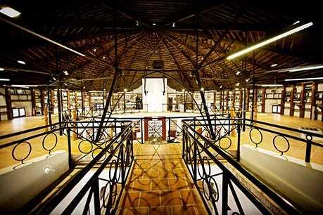 Bodega Redonda. Museo del Vino