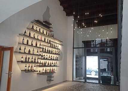 Bodega Redonda. Museu del Vi