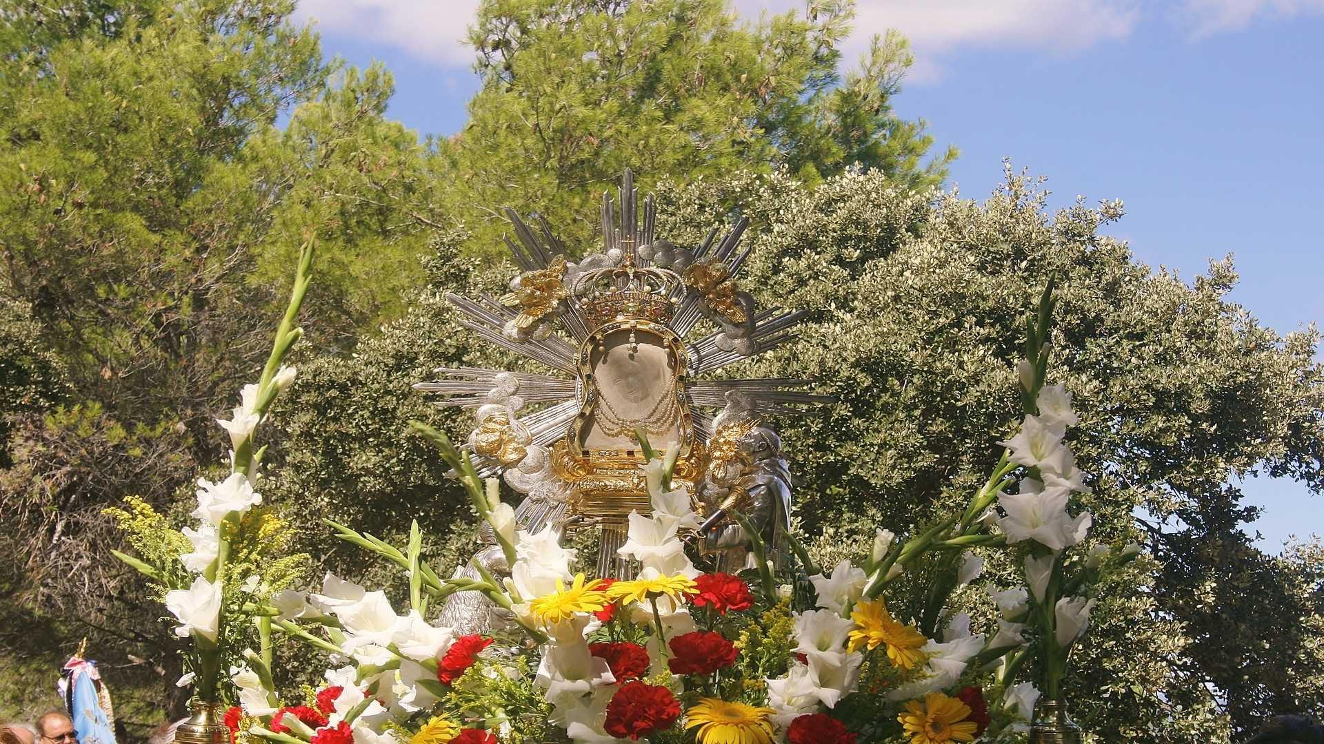 Romería al Santuario de la Cueva Santa