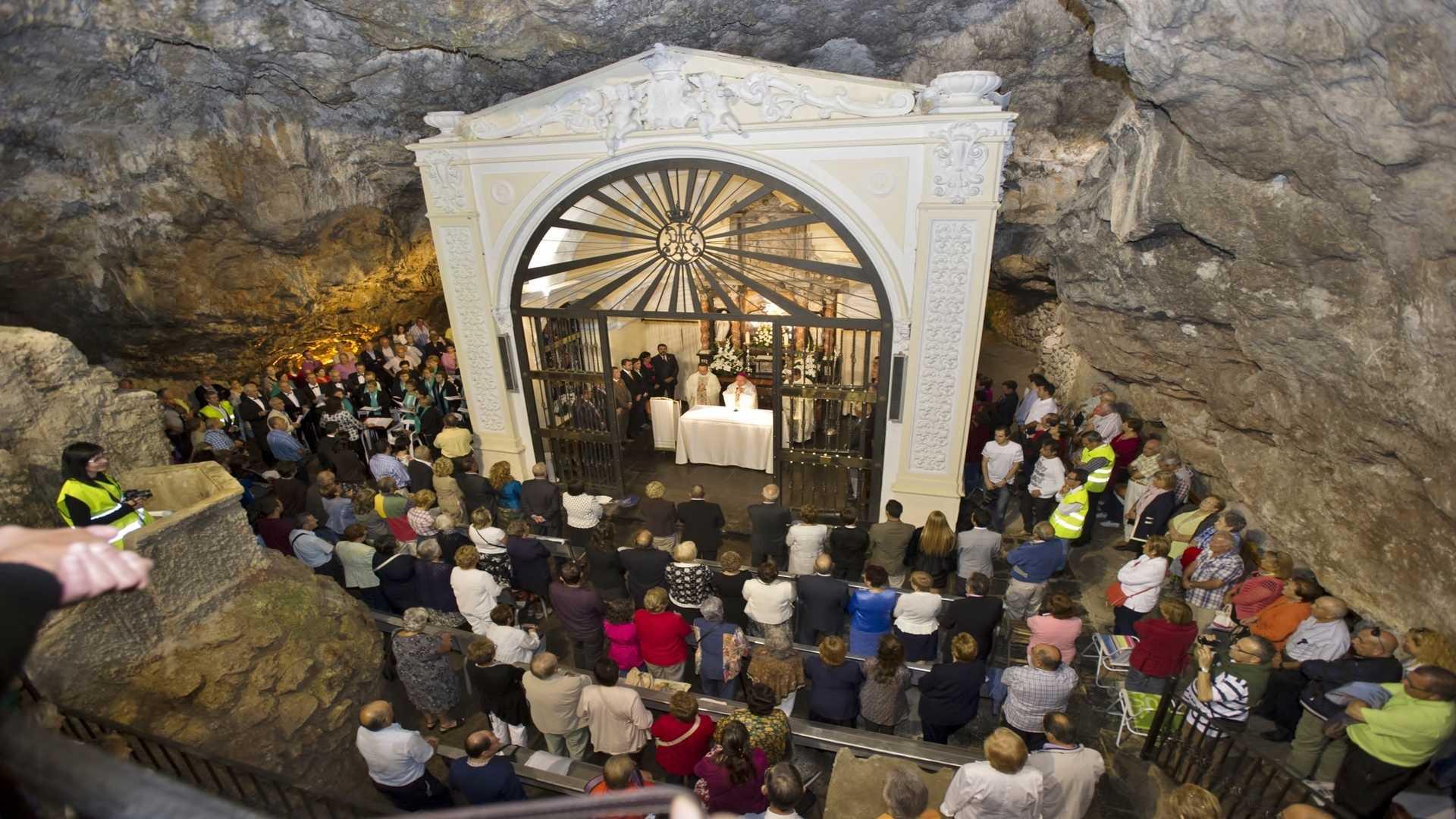 Pilgrimage to the Sanctuary of the Cueva Santa