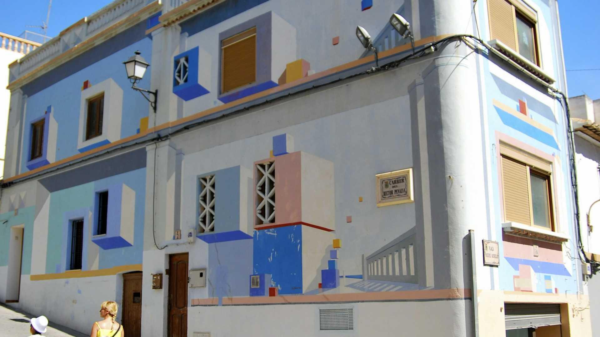 Red de Arte contemporáneo en la Comunitat Valenciana