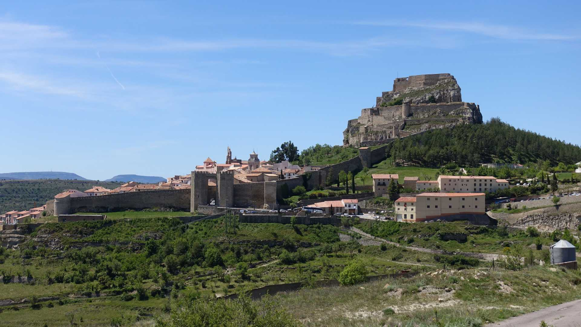 Guided tour of Morella