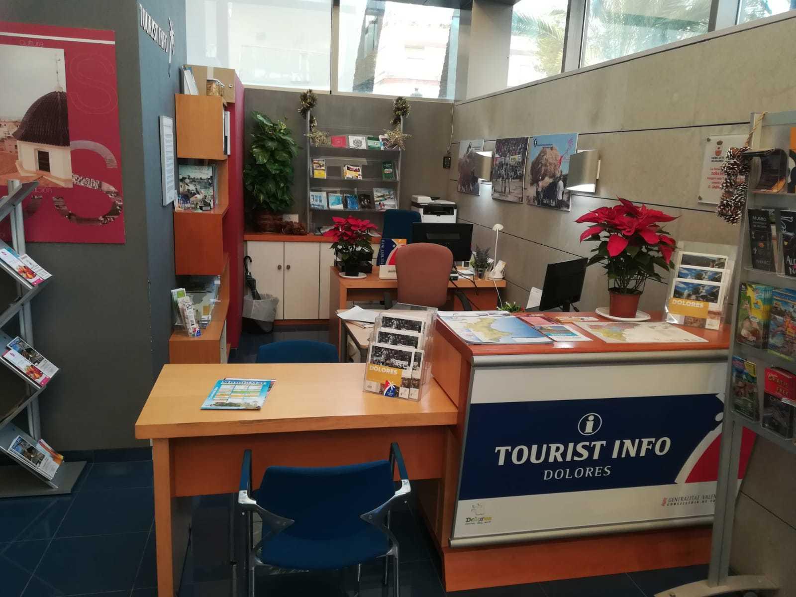 TOURIST INFO DOLORES