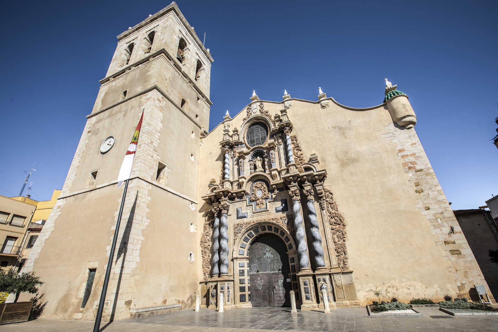 Église Paroissiale de la Asunción de Nuestra Señora