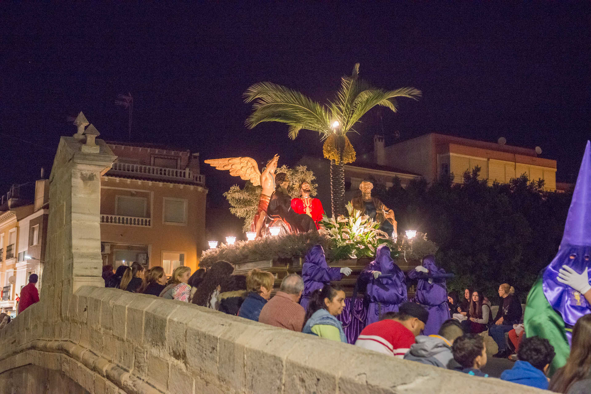 EASTER WEEK IN ROJALES