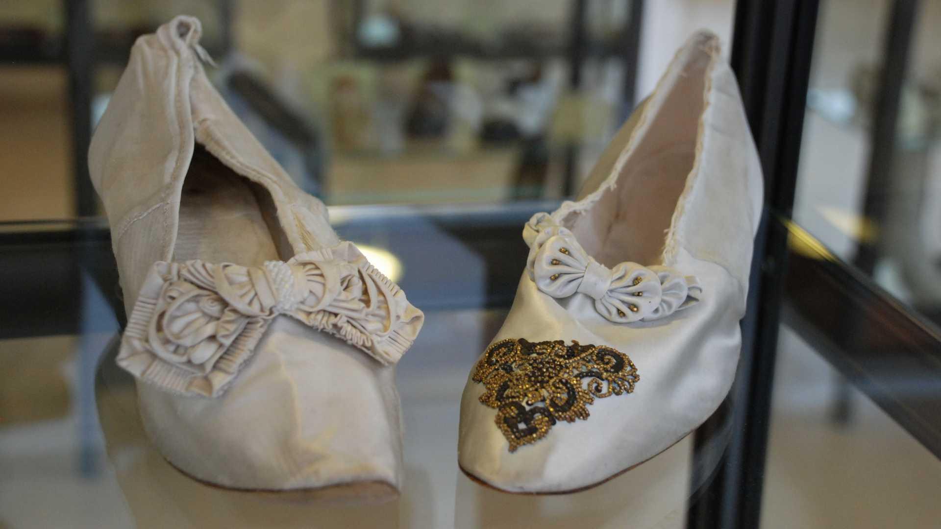 Zapatos del Mundo