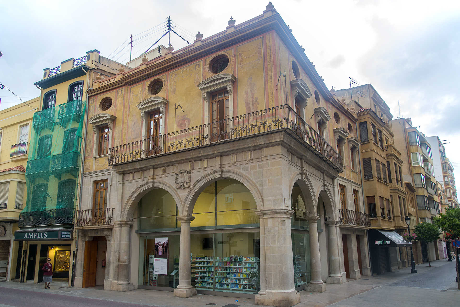 La Lonja del Cáñamo (The Hemp Market)