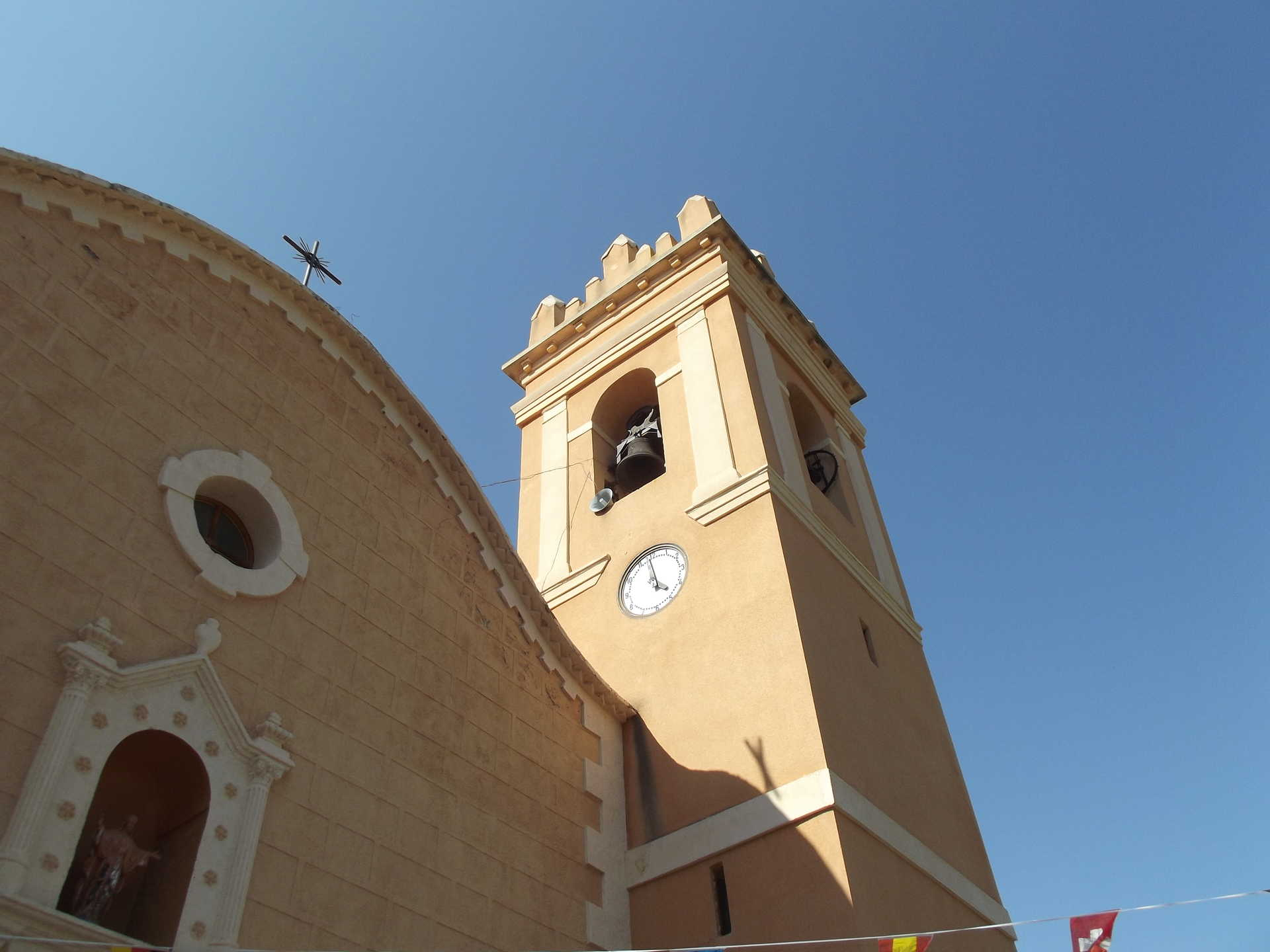 Iglesia Transfiguración del Señor