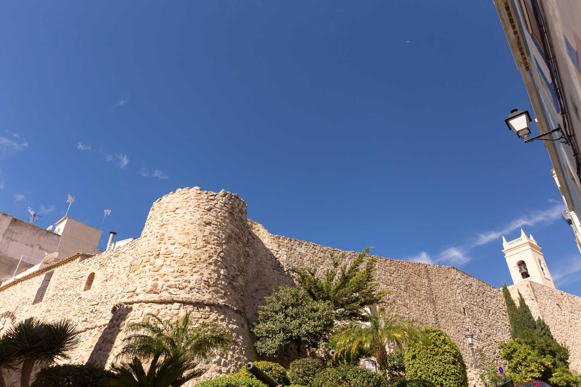 Torreó De La Peça (Tour De La Muraille)