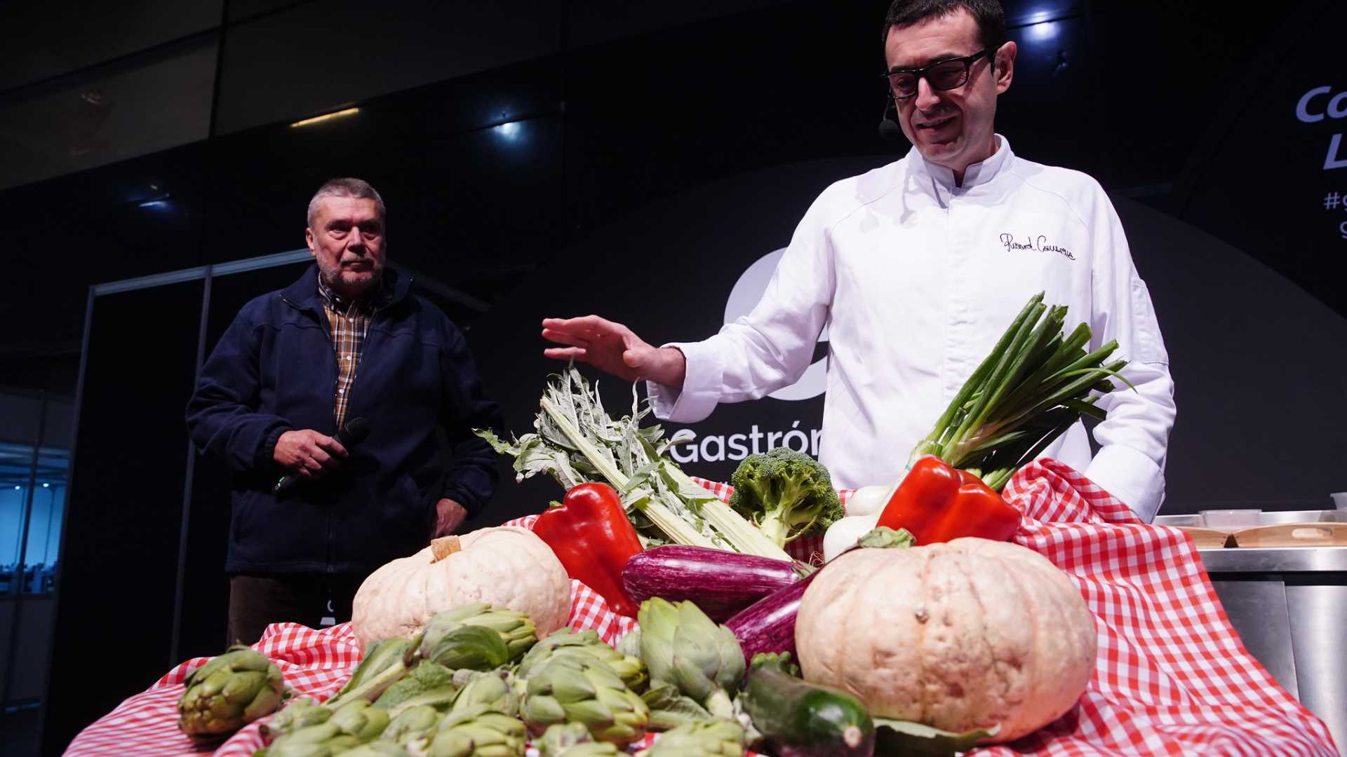 Food and wine fair of the mediterranean