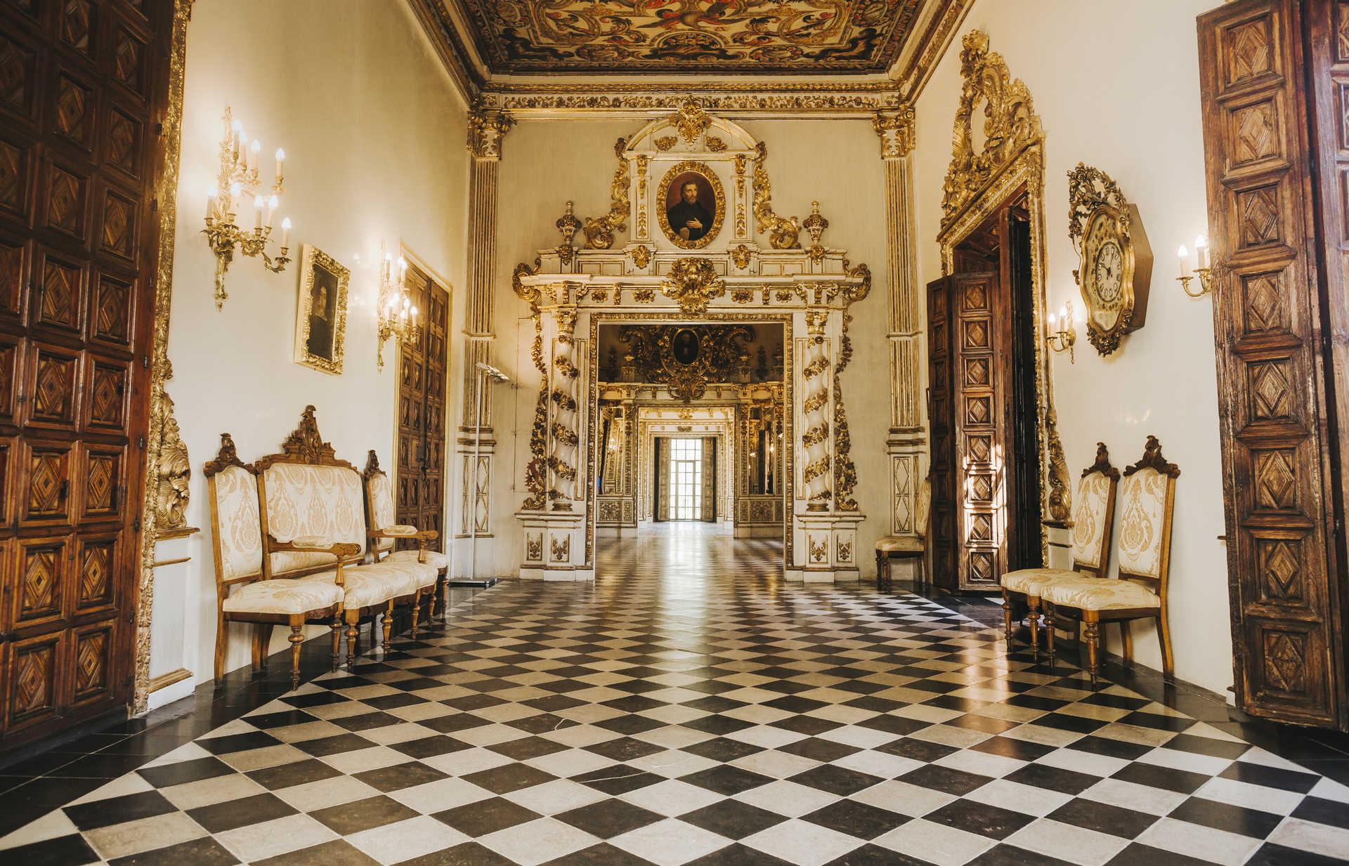 Visites nocturnes al Palau Ducal
