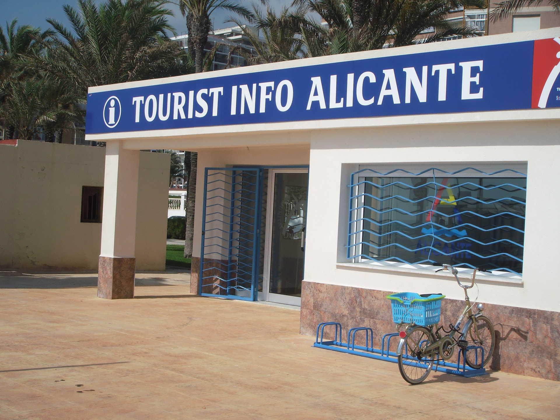 TOURIST INFO ALICANTE - PLAYA SAN JUAN