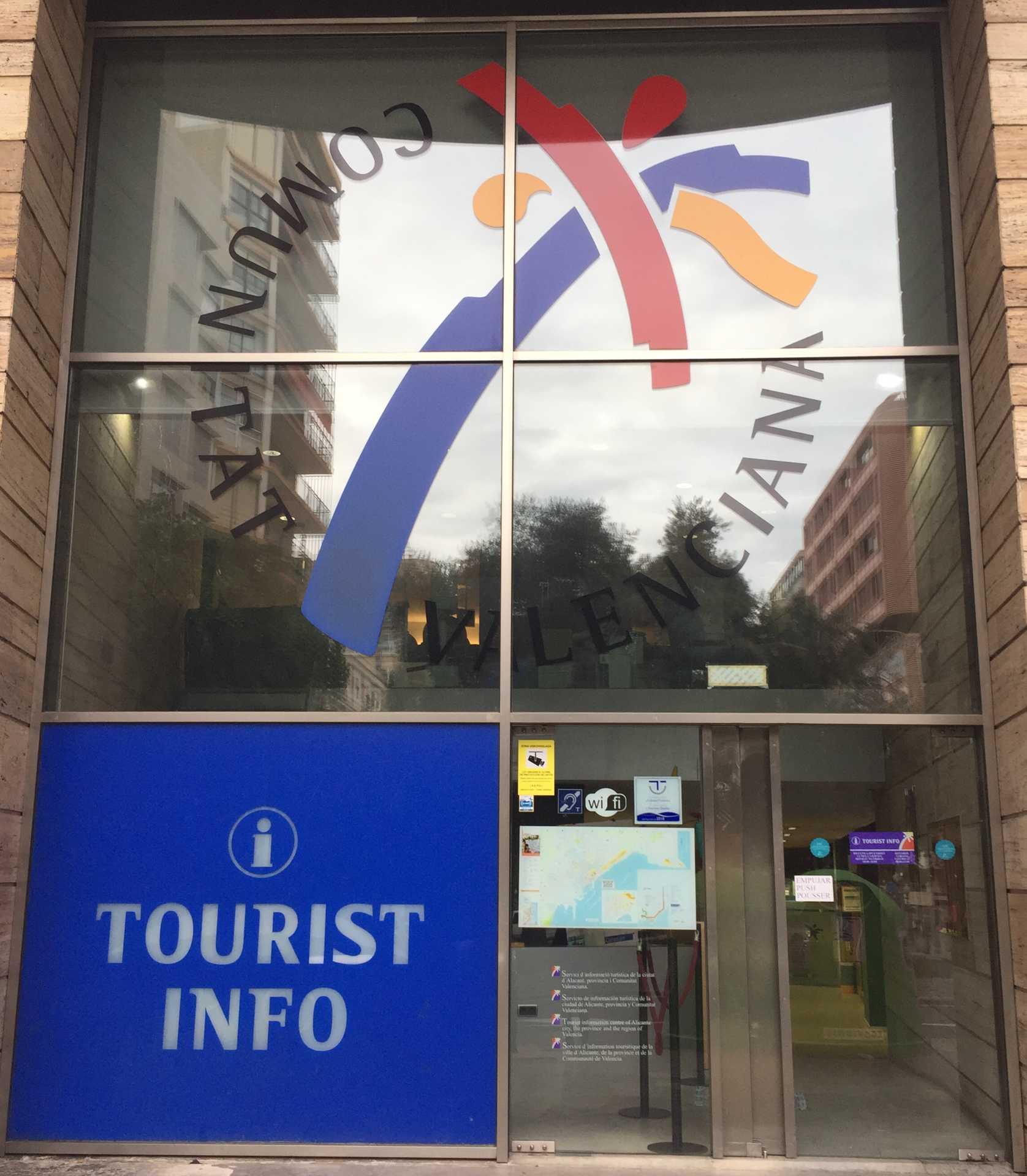 TOURIST INFO ALICANTE