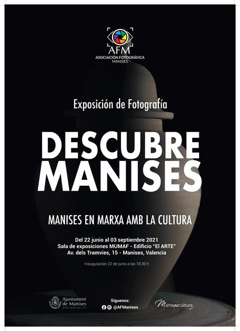 Exposición Fotográfica DESCUBRE MANISES