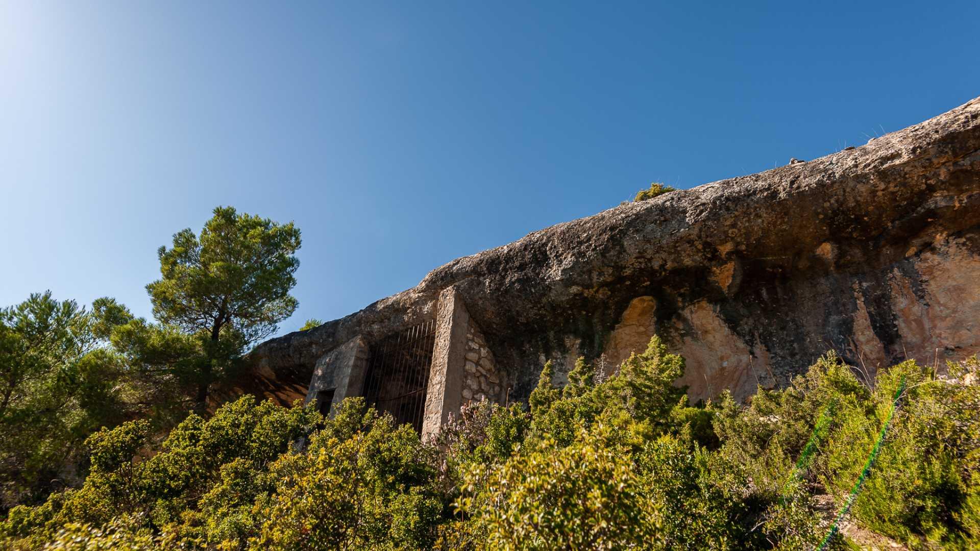 Abrigo de Tortosilla : l'art rupestre à Ayora