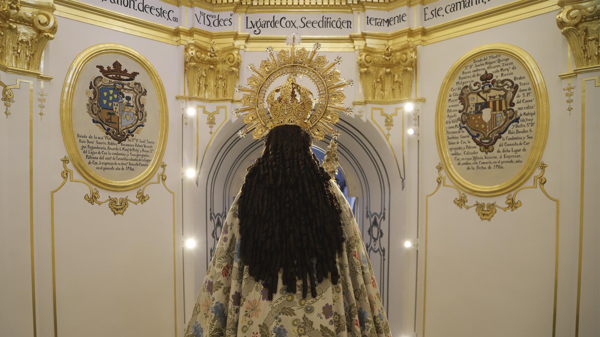 Festividad de la Virgen de las Virtudes