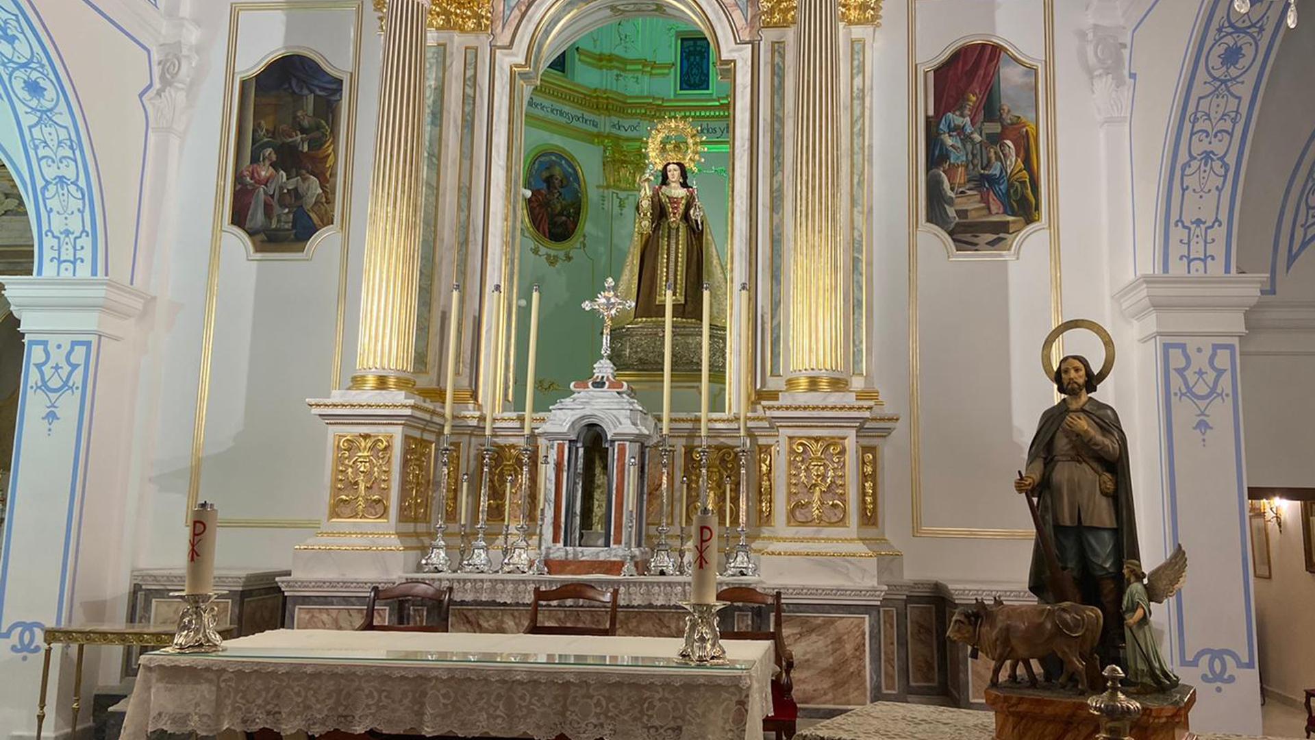 Romería de San Isidro de Cox