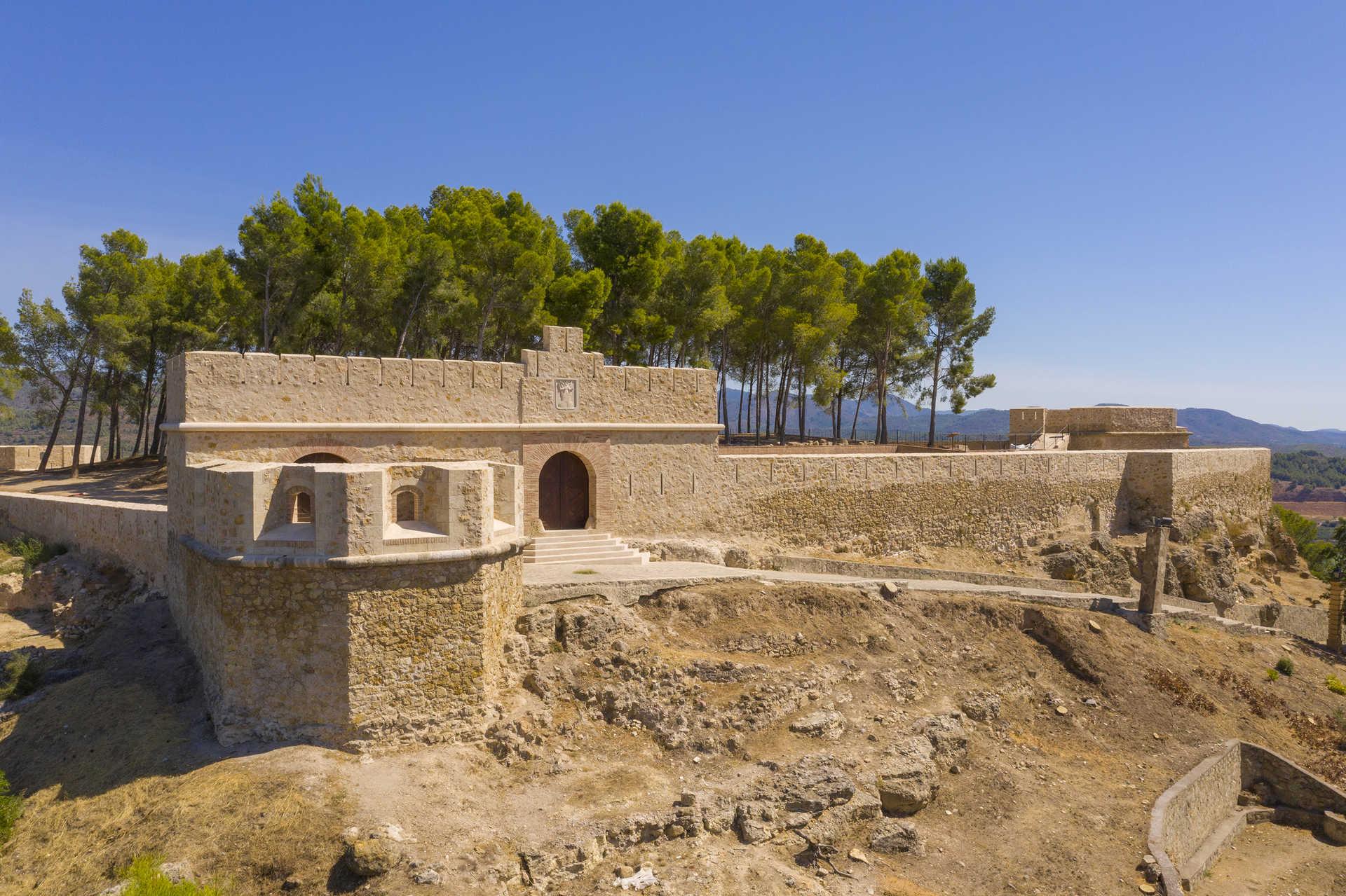 Castillo De La Estrella (Castle Of The Star)