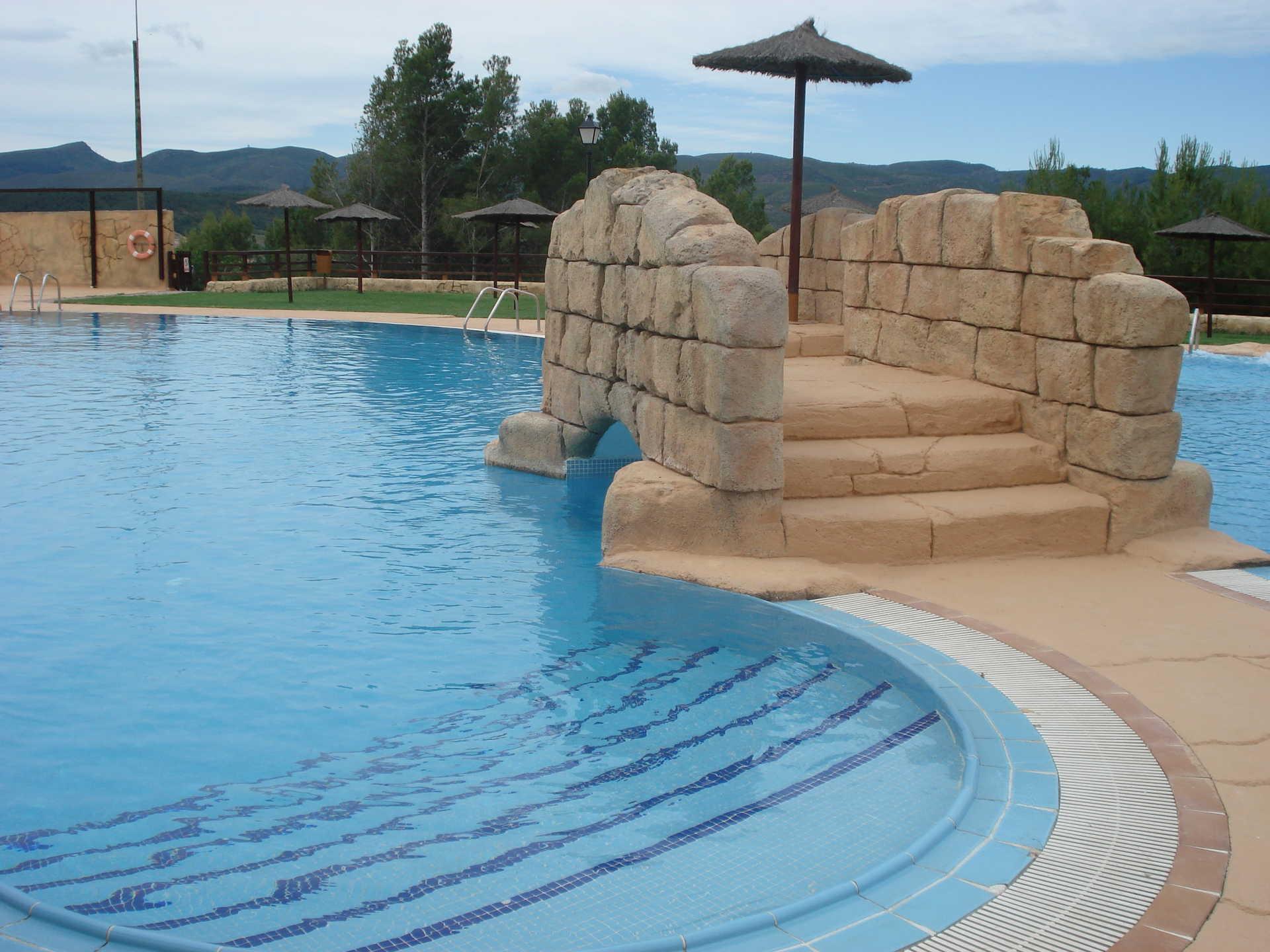 Complejo acuático Segóbriga Park