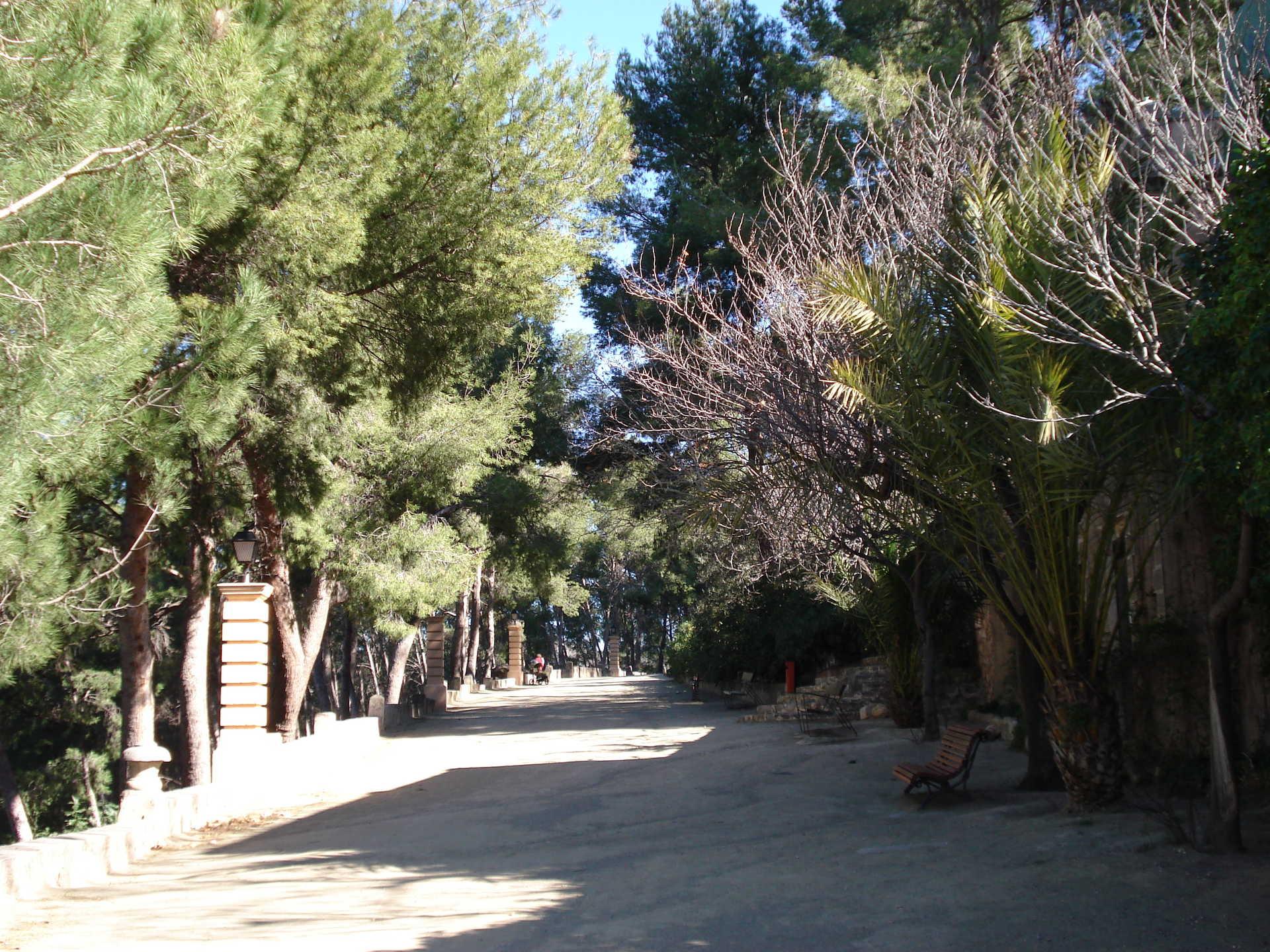 Passeig de Sopeña