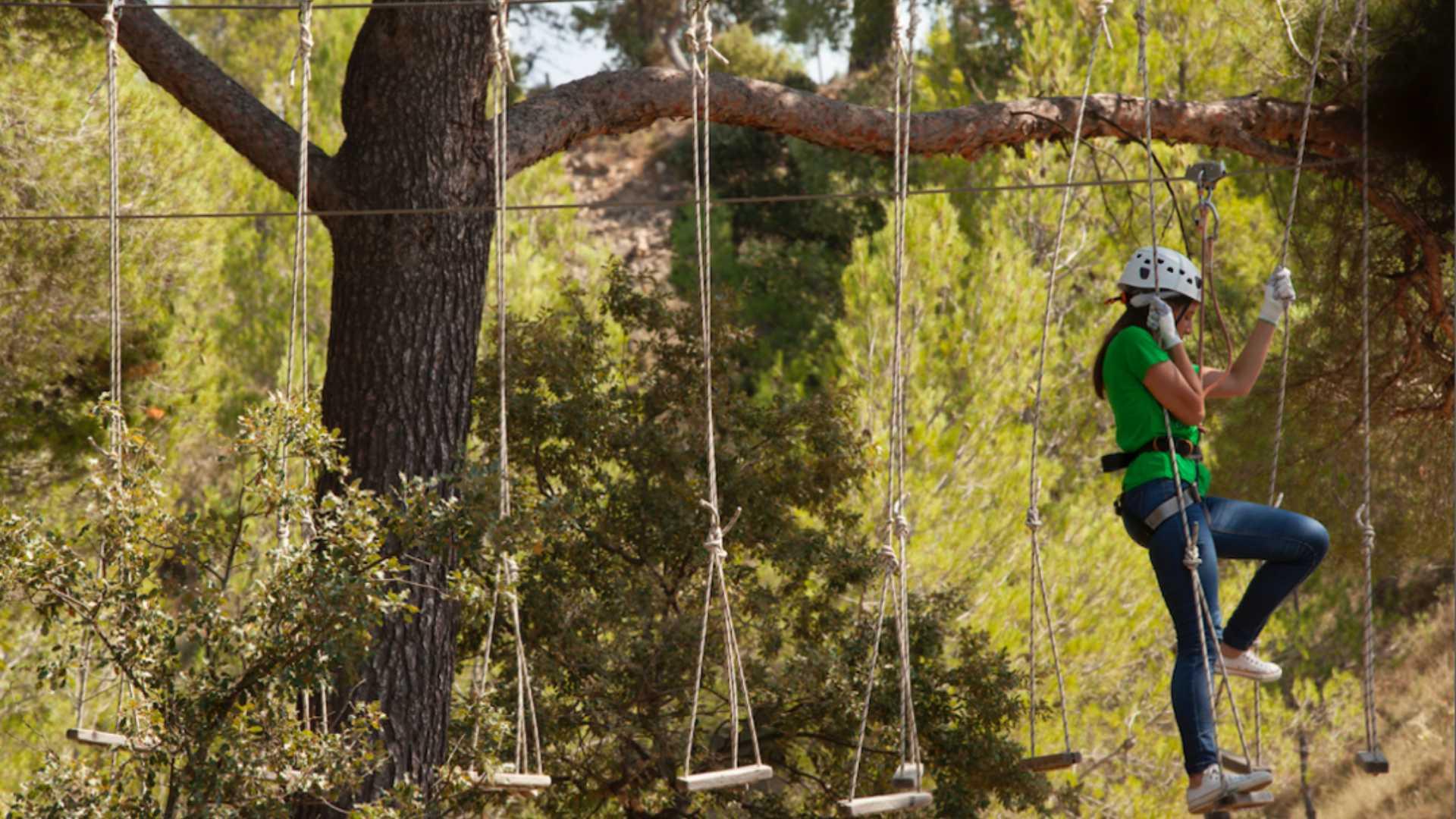 Réouverture de Saltapins : Parc d'Aventures