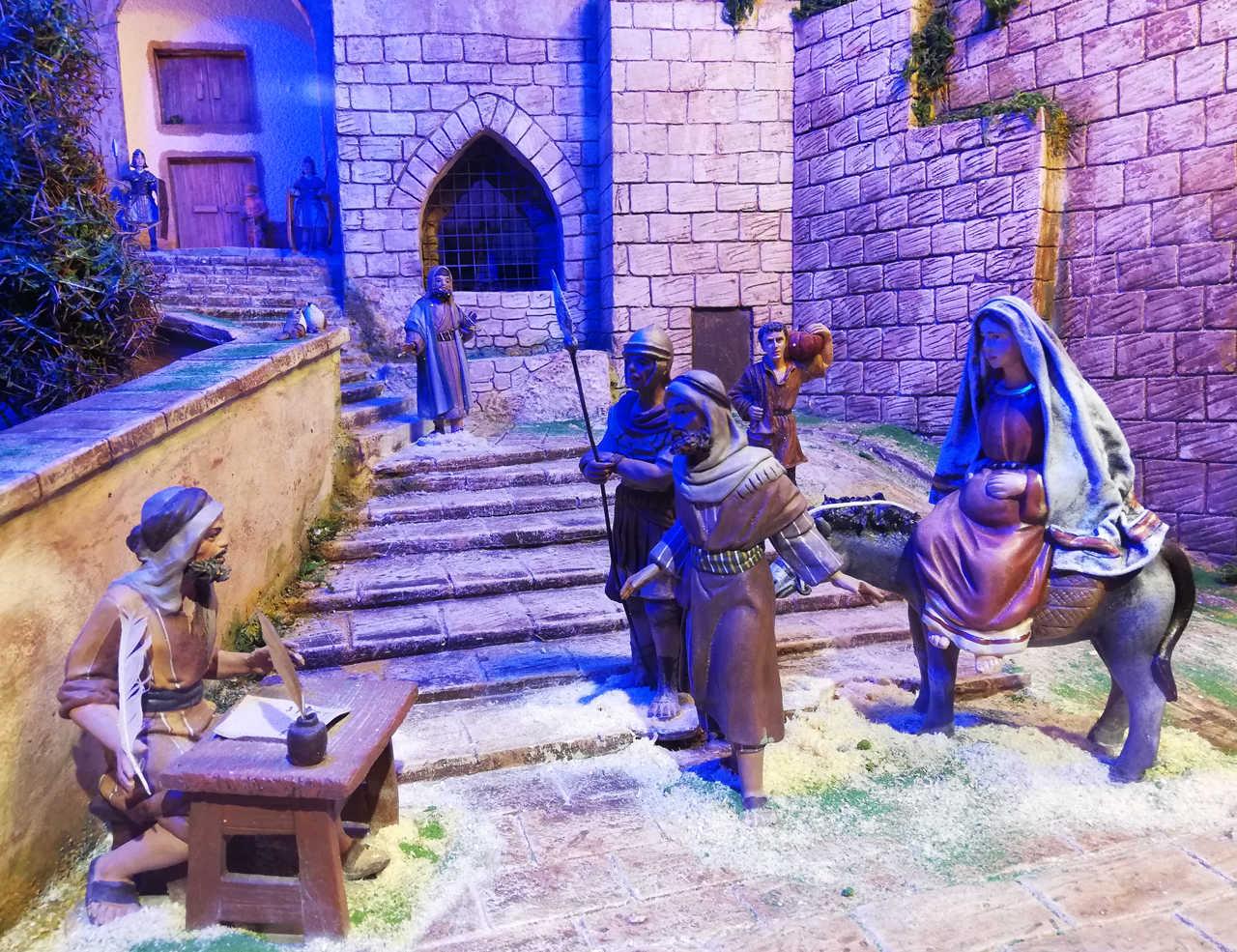 Museu de betlems i diorames d'Albaida