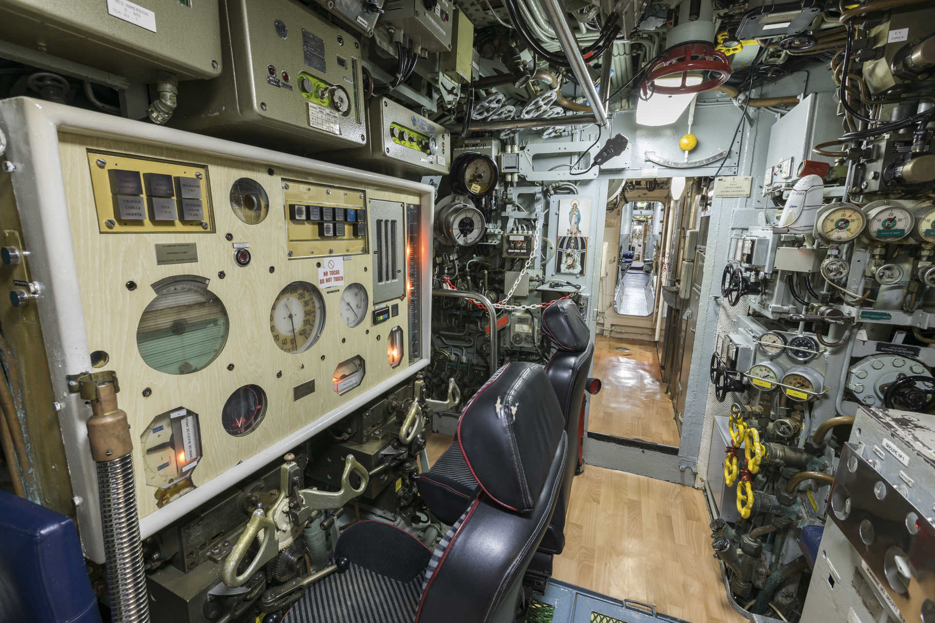 Submarine S-61 Delfín