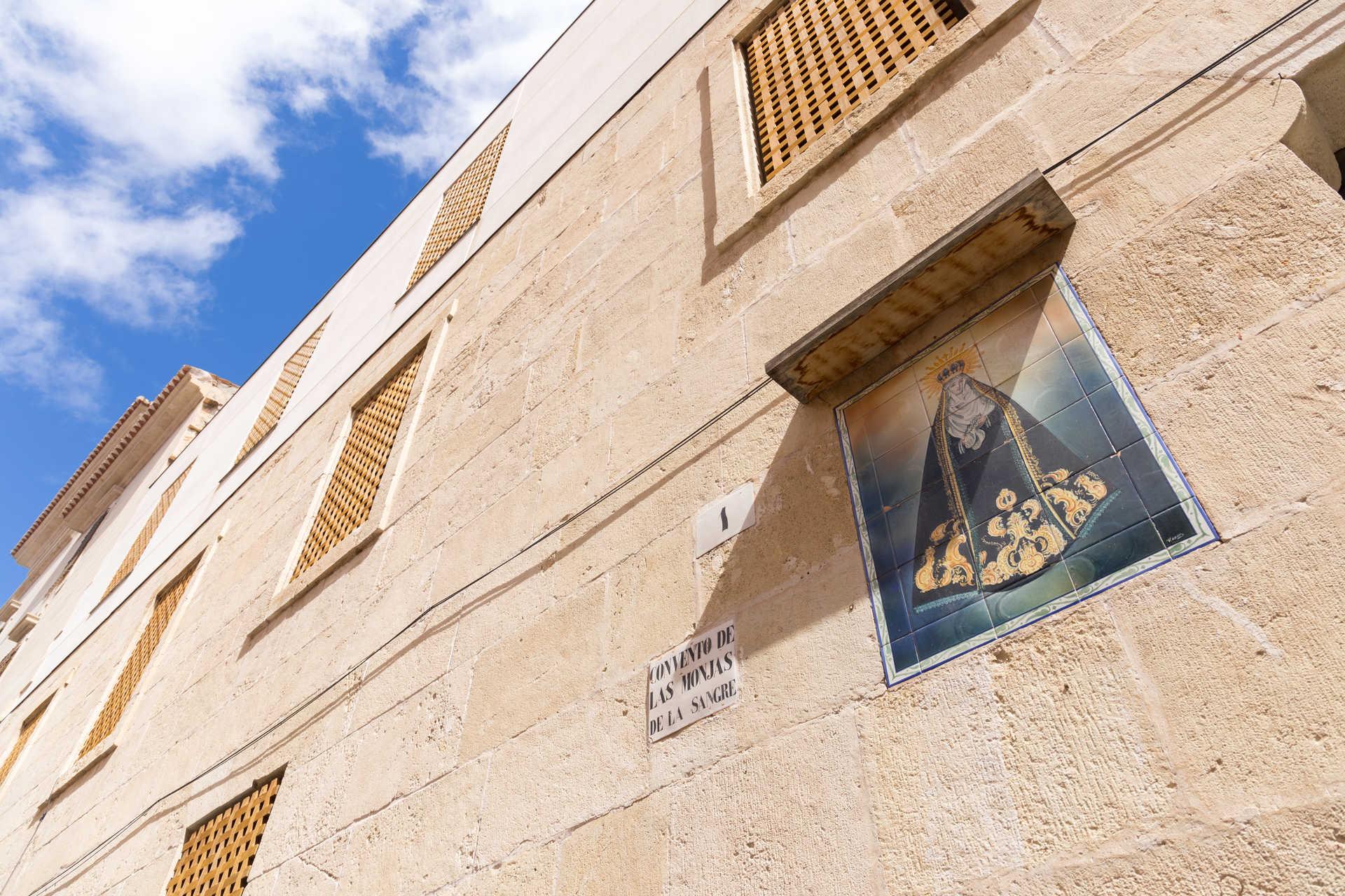 Monastère De La Preciosísima Sangre De Cristo (Charmantissime Sang Du Christ)