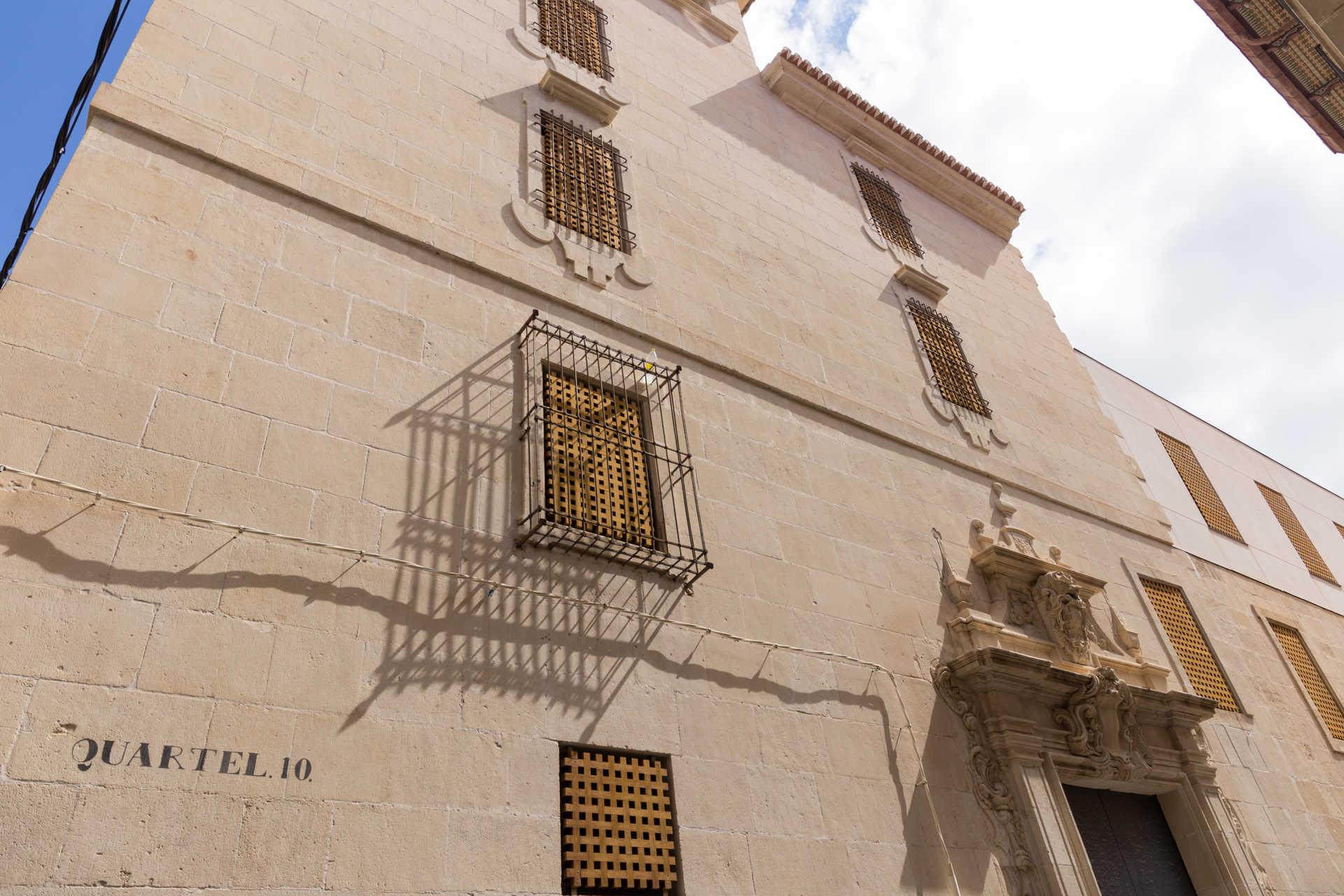 The Monastery Of The Preciosísima Sangre De Cristo