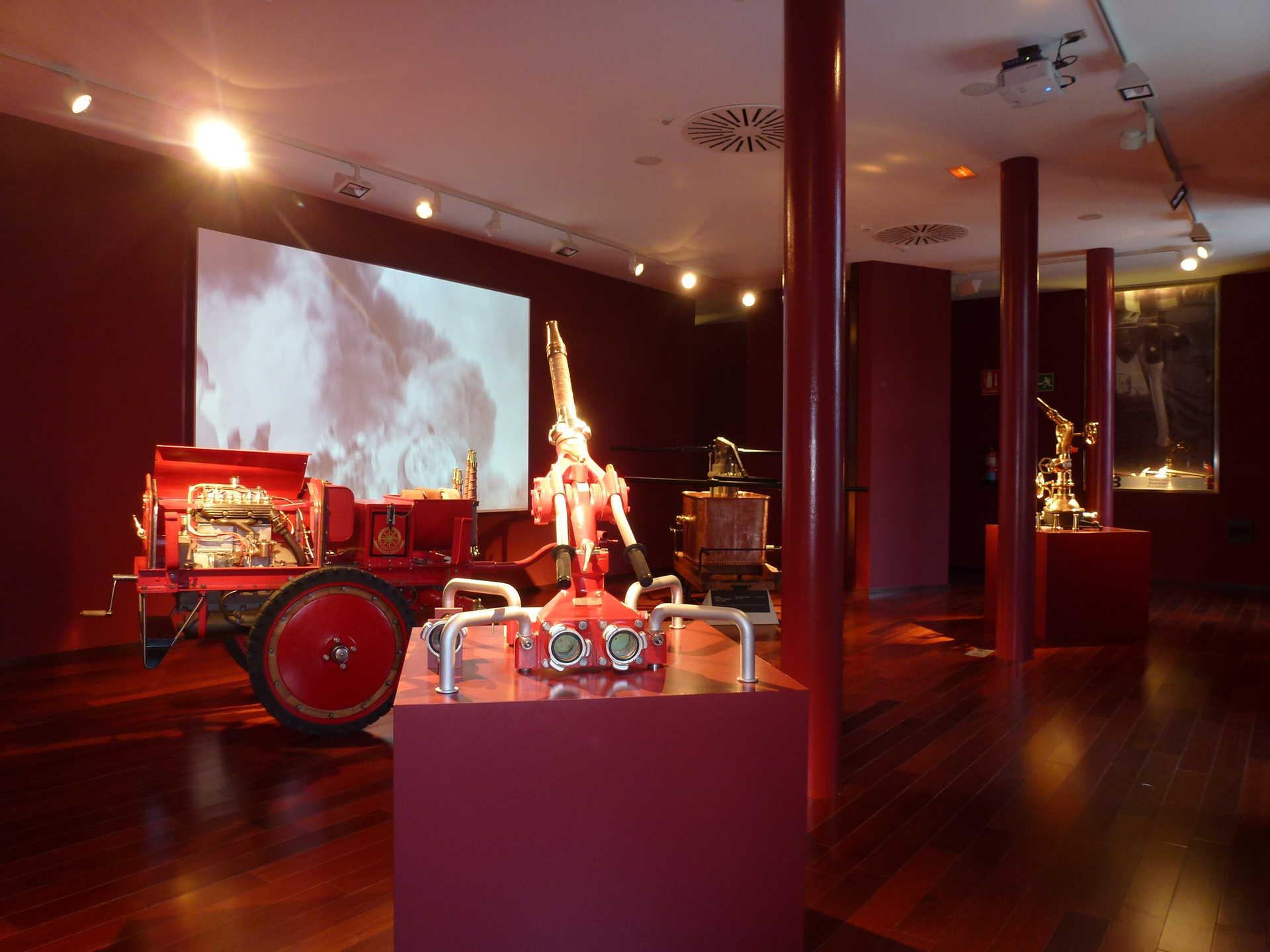 MUBOMA Museo de Bomberos Consorcio Provincial de Alicante