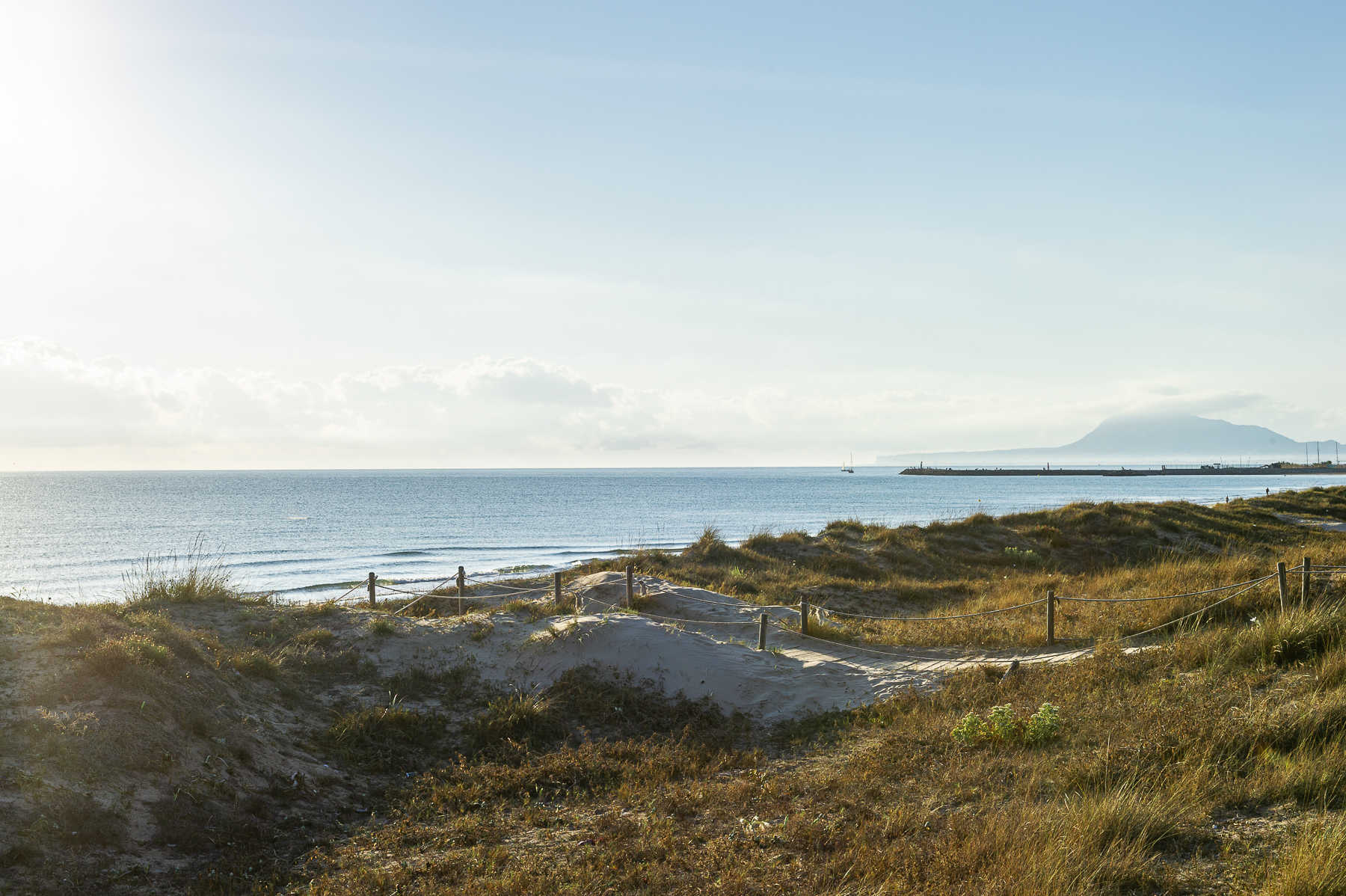 Terranova-Burguera Beach