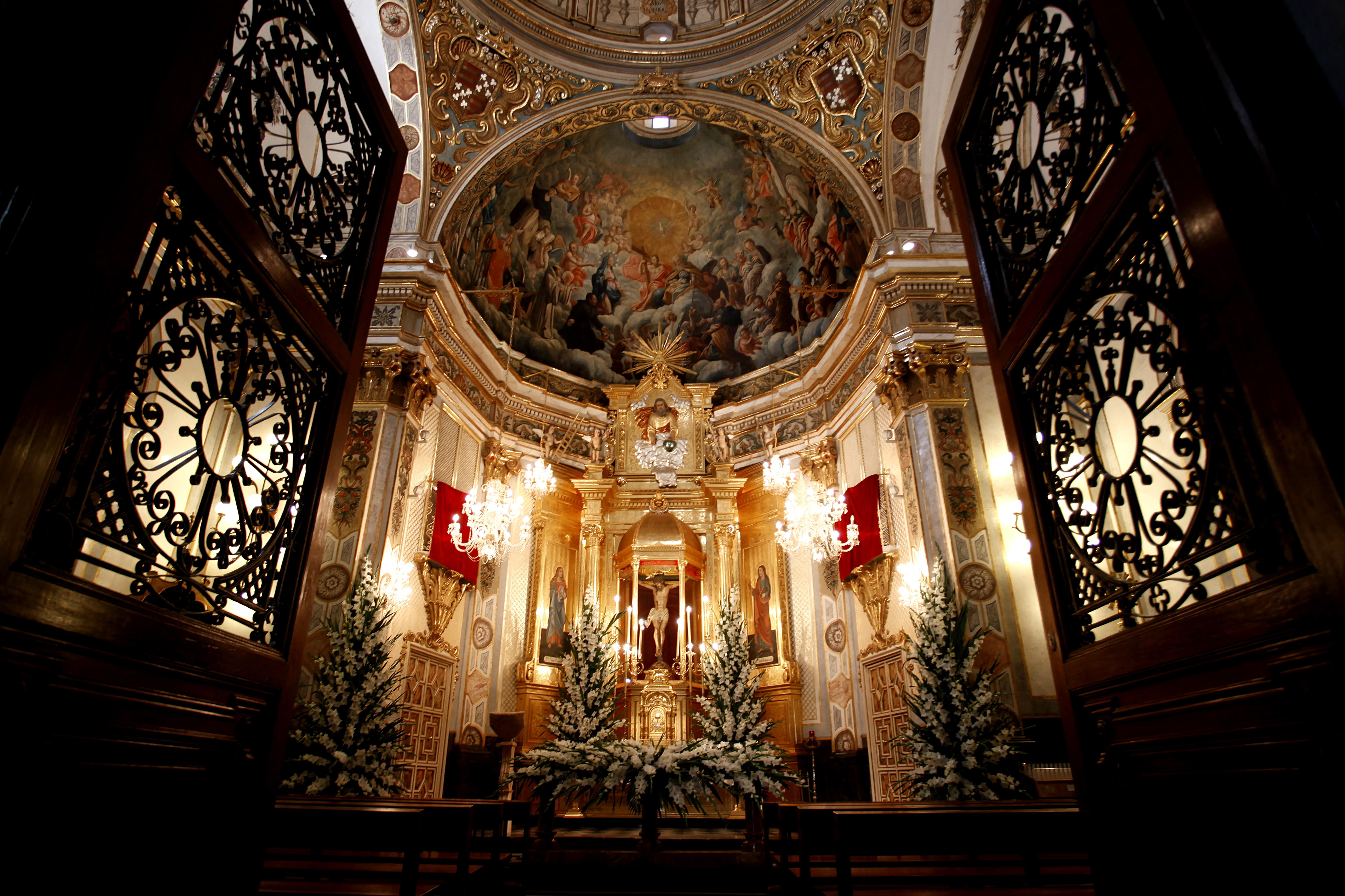 Festivity in Honour of the Santísimo Cristo de San Roque