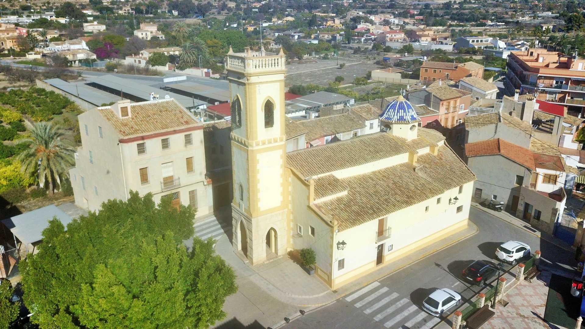 Antigua Ermita de San Antonio