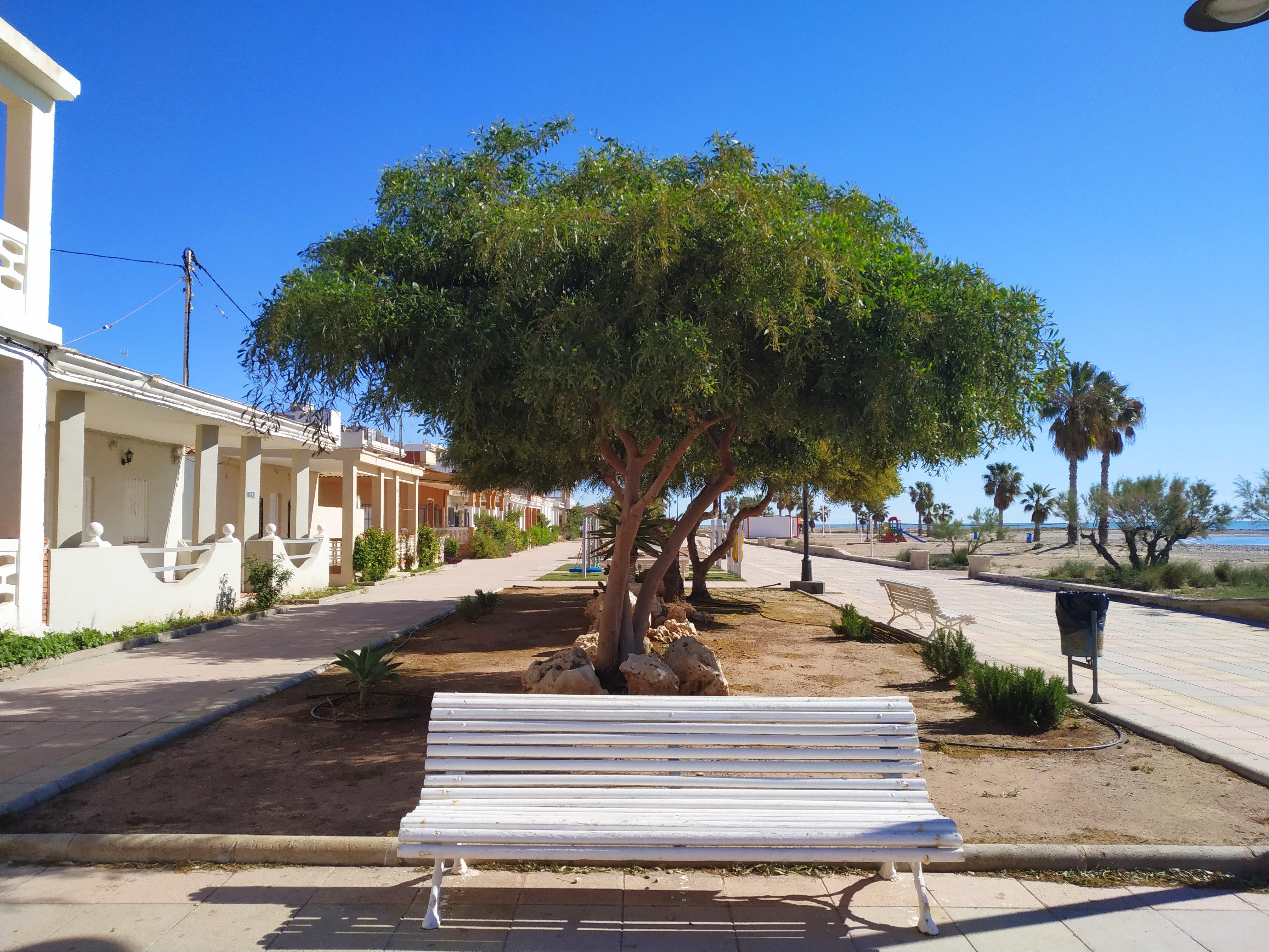 Strandpromenade von Chilches