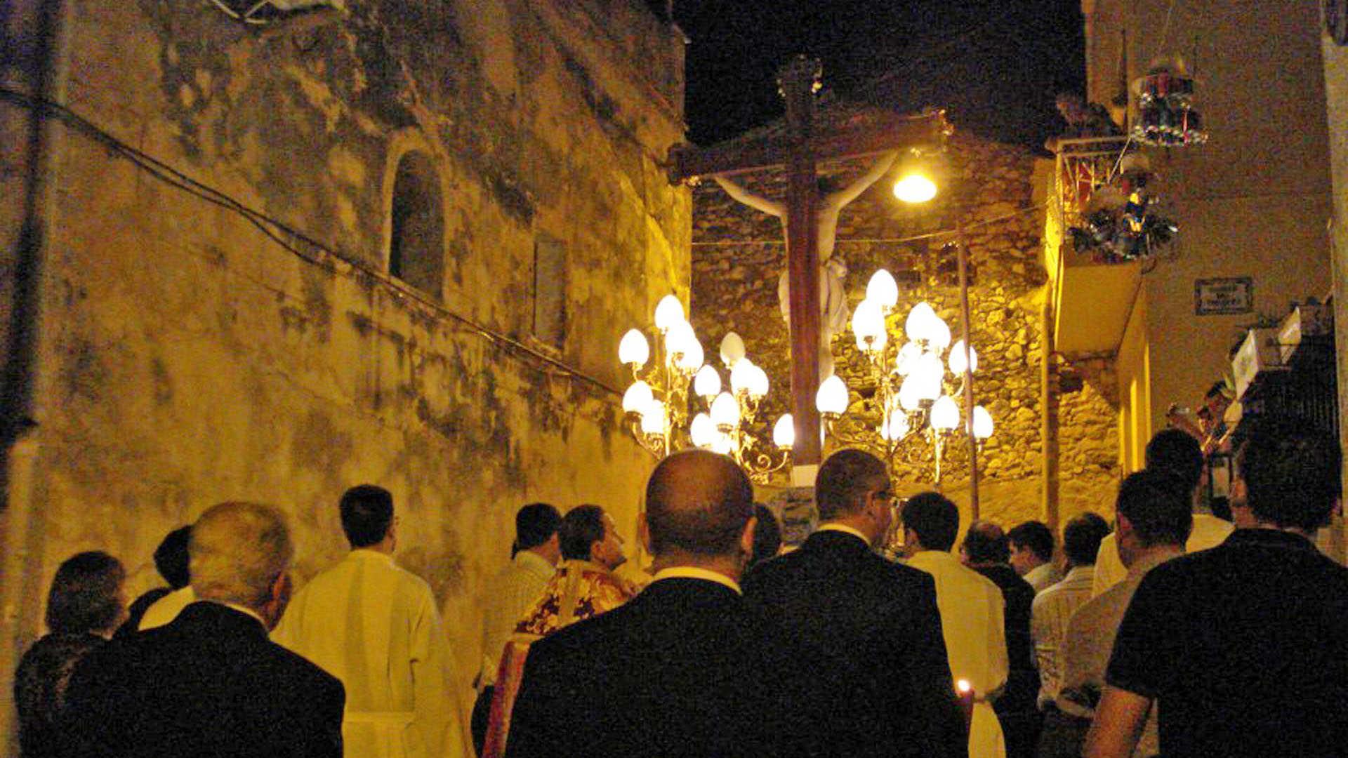 FESTES A SANT SEBASTIÀ, CRIST DEL CONSOL I LA PURÍSSIMA