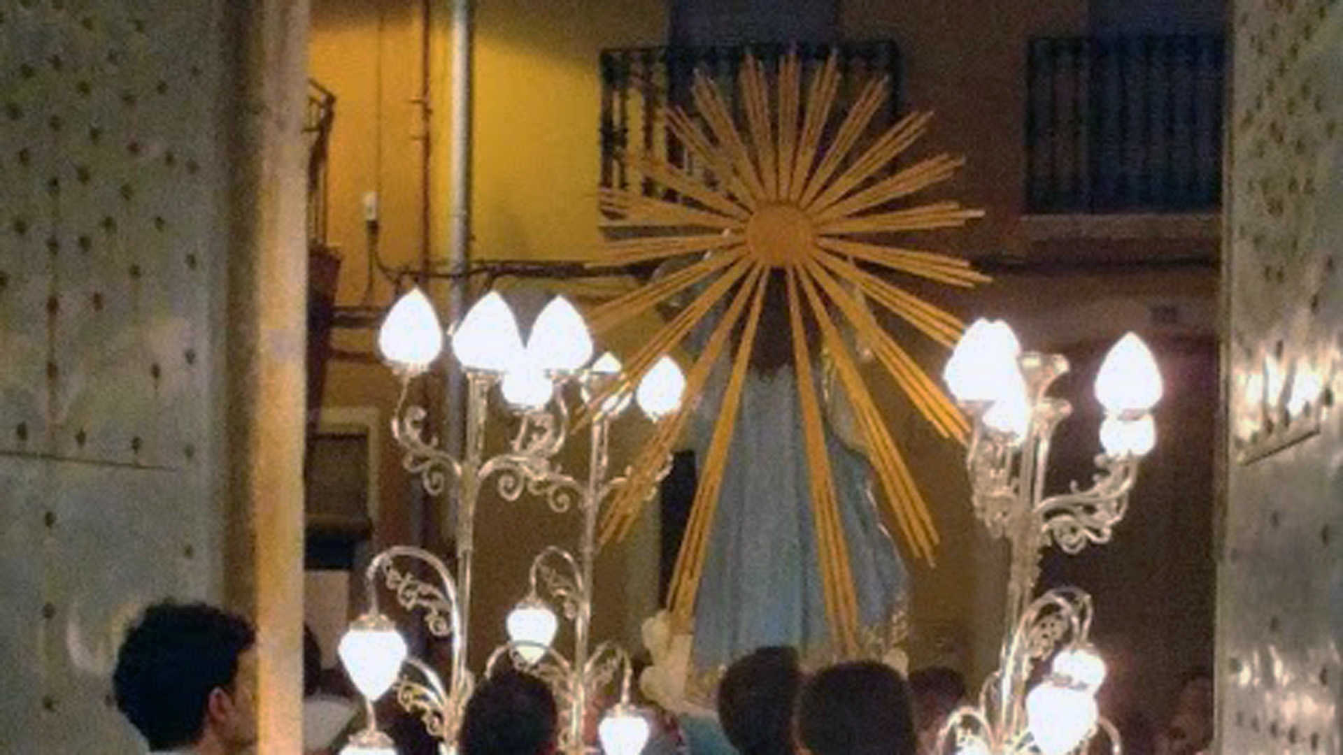 FESTIVITIES IN HONOUR  OF SAN SEBASTIÁN, CRISTO DEL CONSUELO AND LA PURÍSIMA