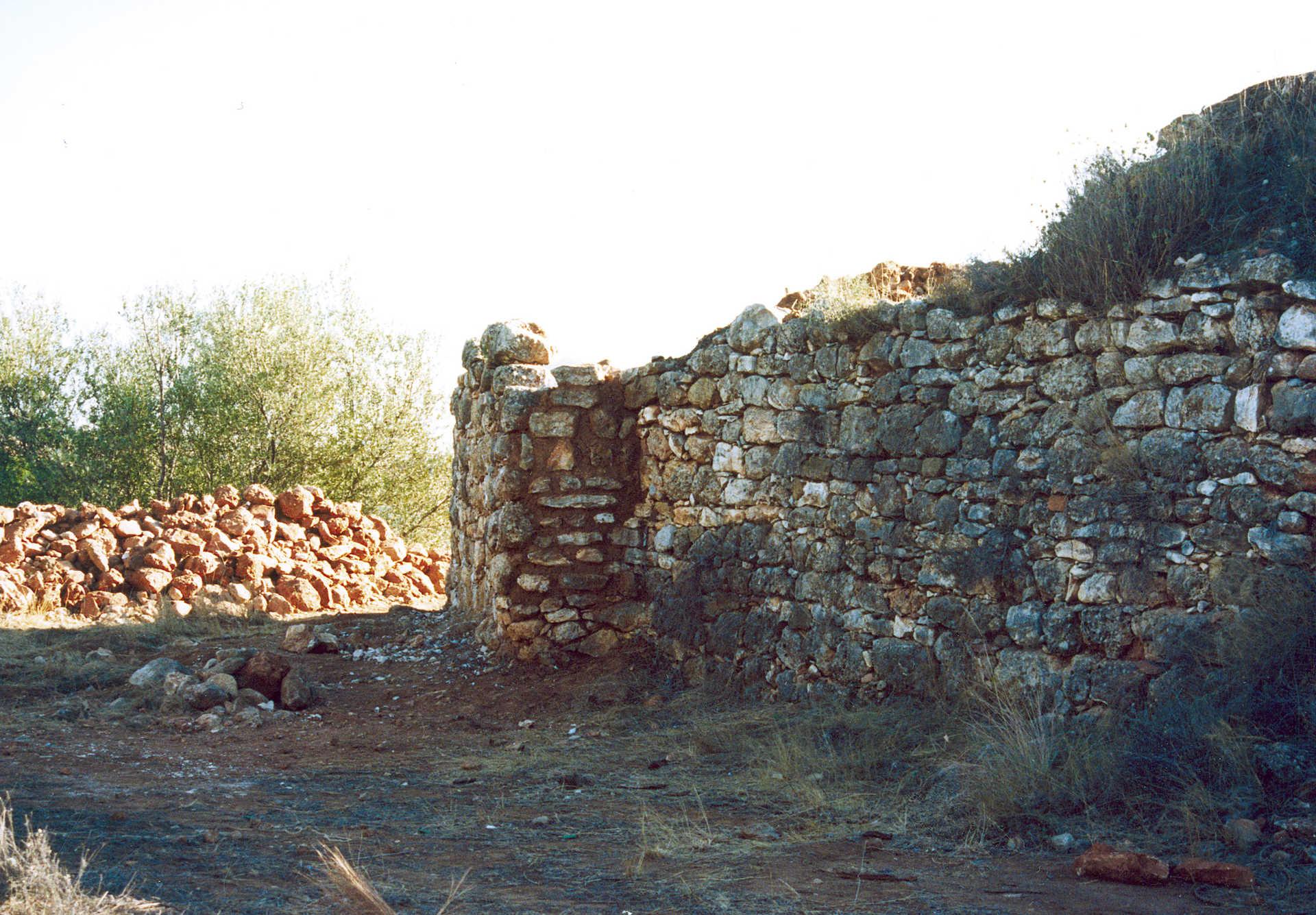 Fortificació Ibèrica Del Torrelló