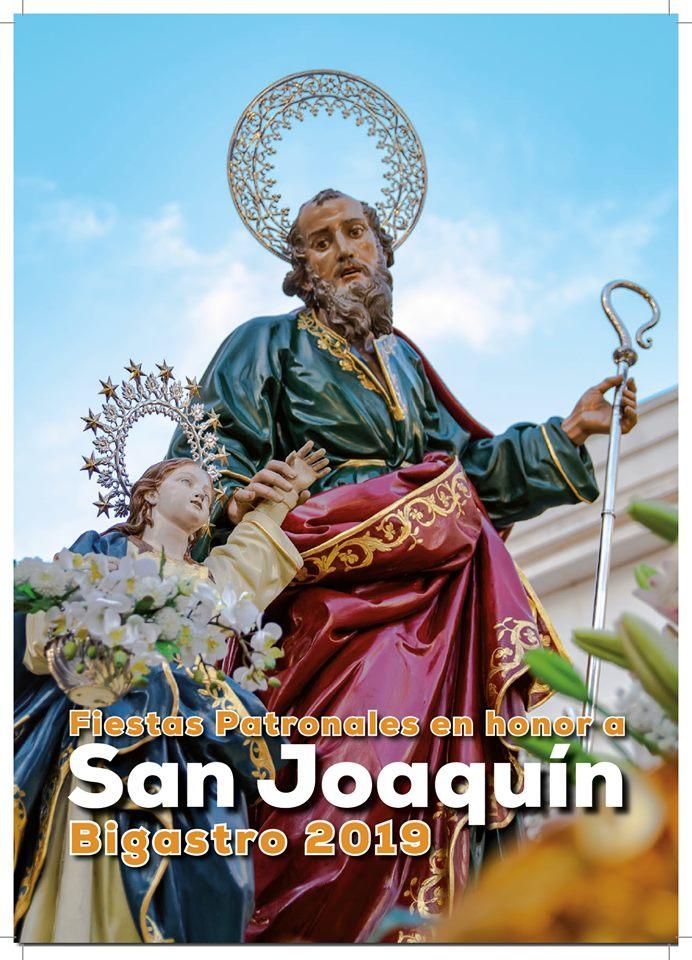 Fiestas patronales en honor de San Joaquín