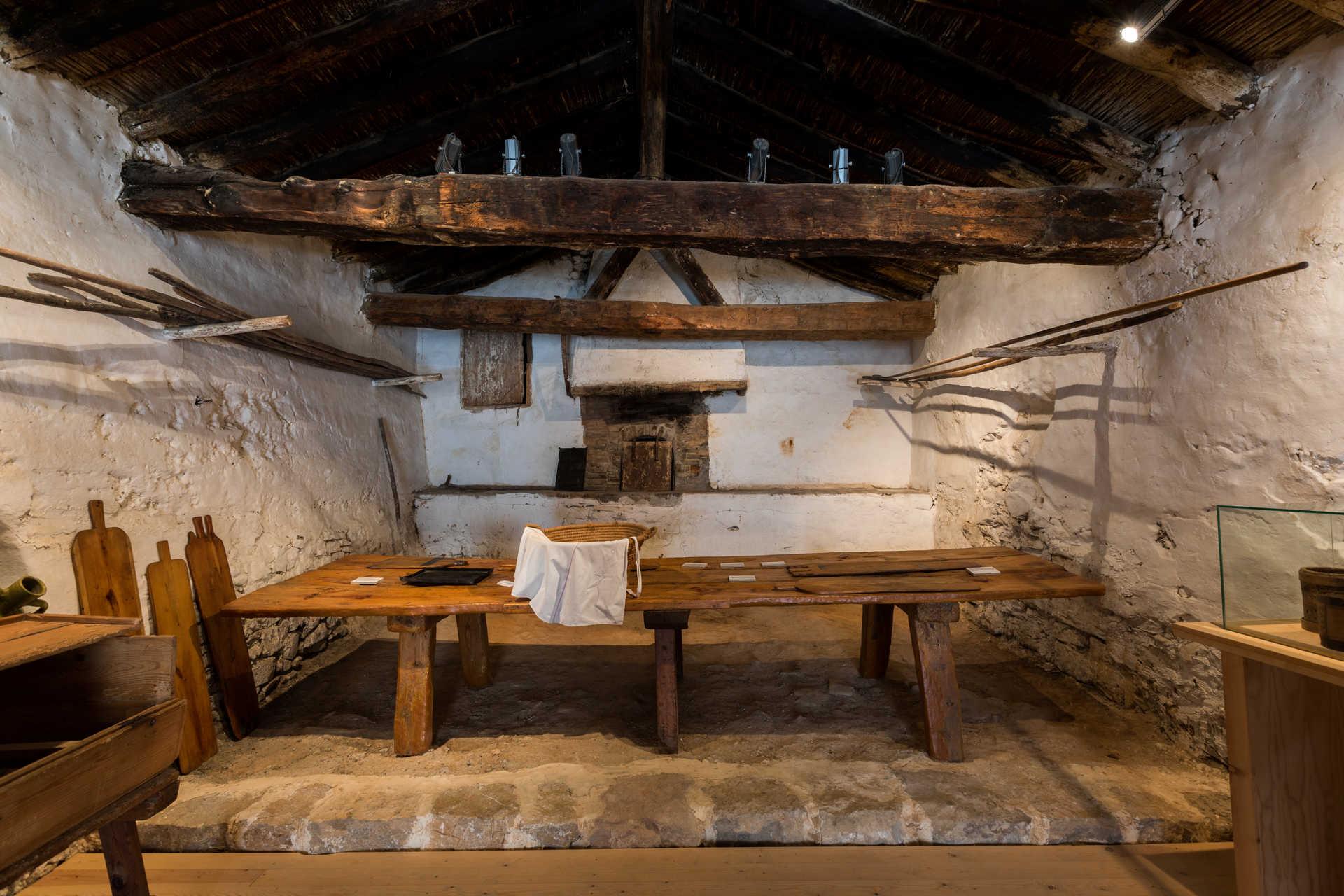 Horno Medieval