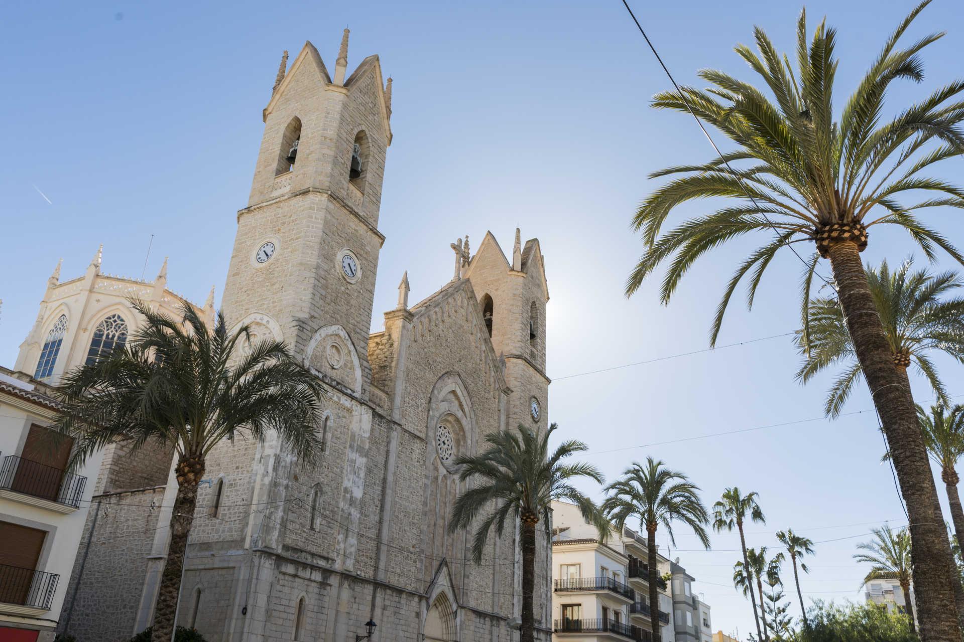 The Parish Of Purissima Xiqueta