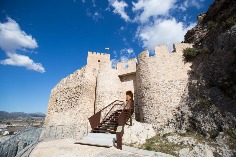 Els Castells del Vinalopó