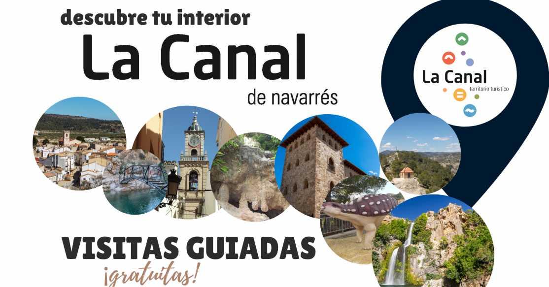 Calendario de visitas guiadas en La Canal de Navarrés