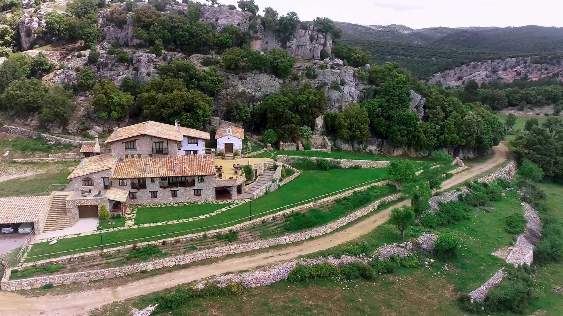casas rurales morella
