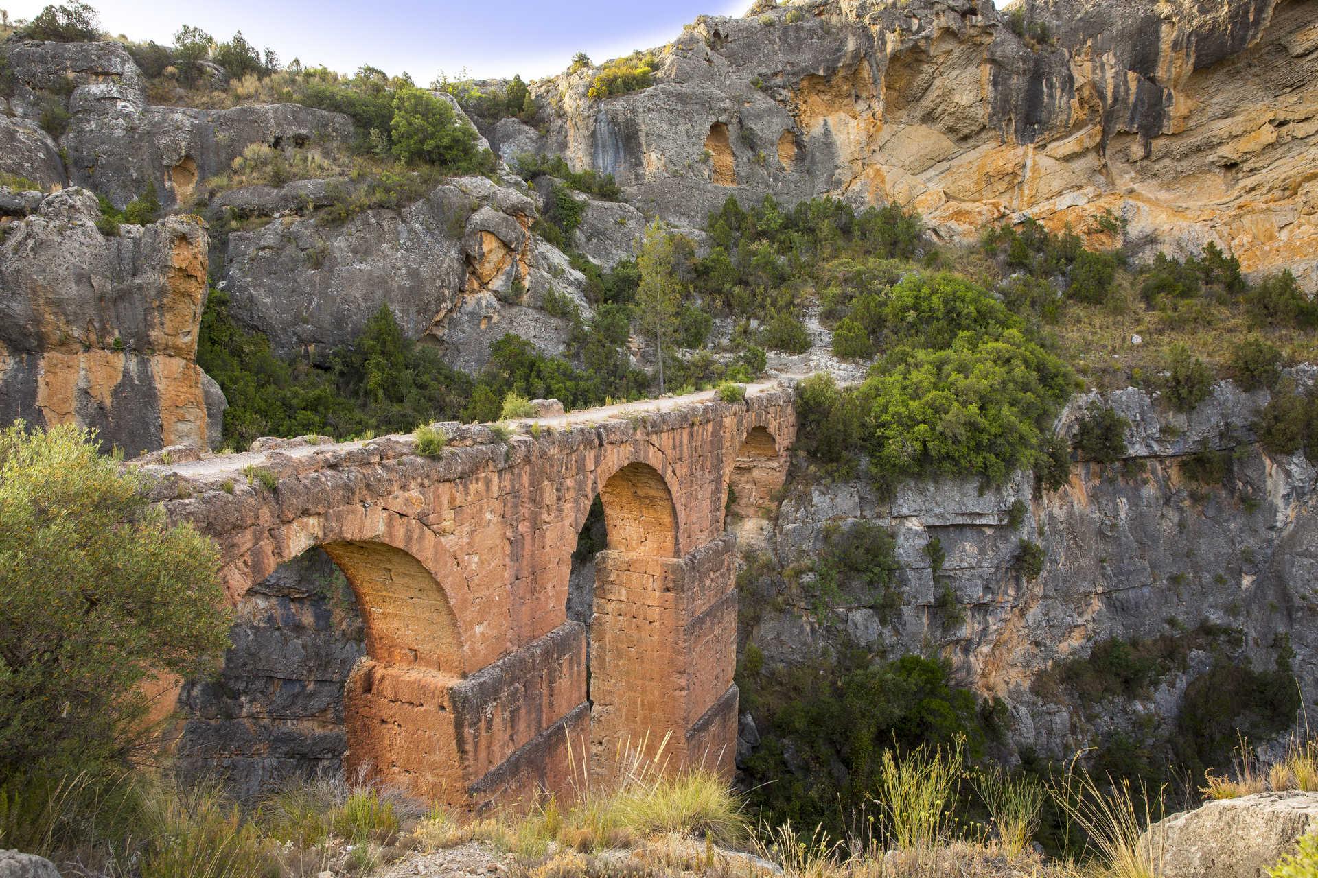 Peña Cortada Aqueduct