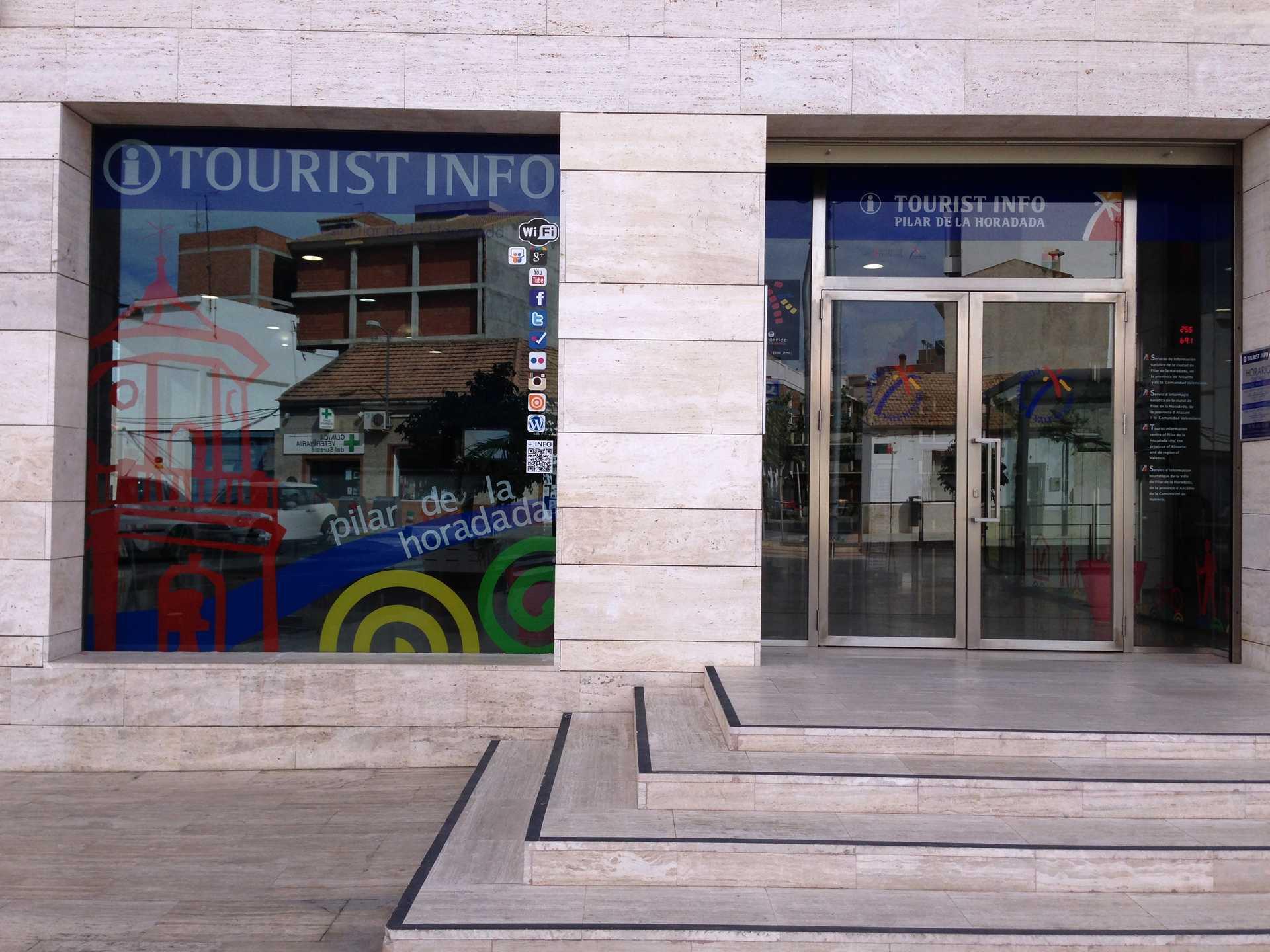 TOURIST INFO PILAR DE LA HORADADA - PLAYA MIL PALMERAS