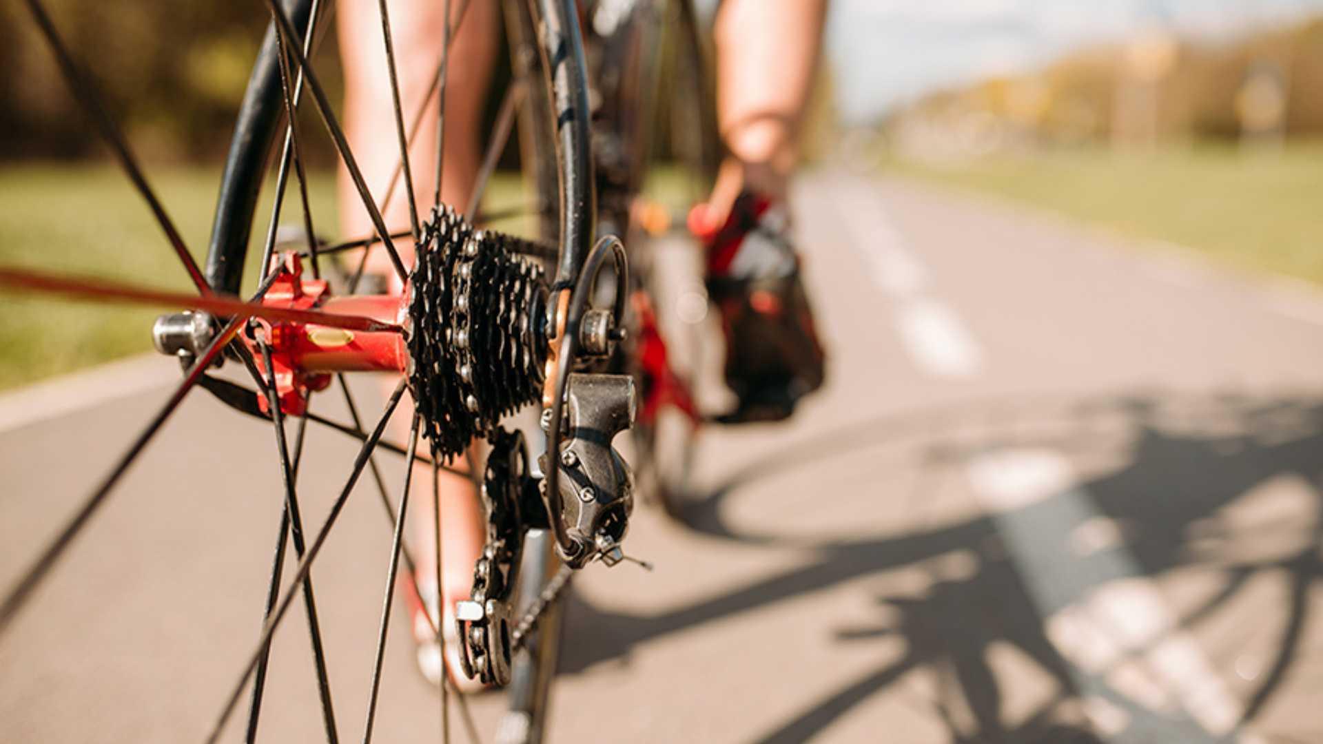 Cyclisme sur route facile